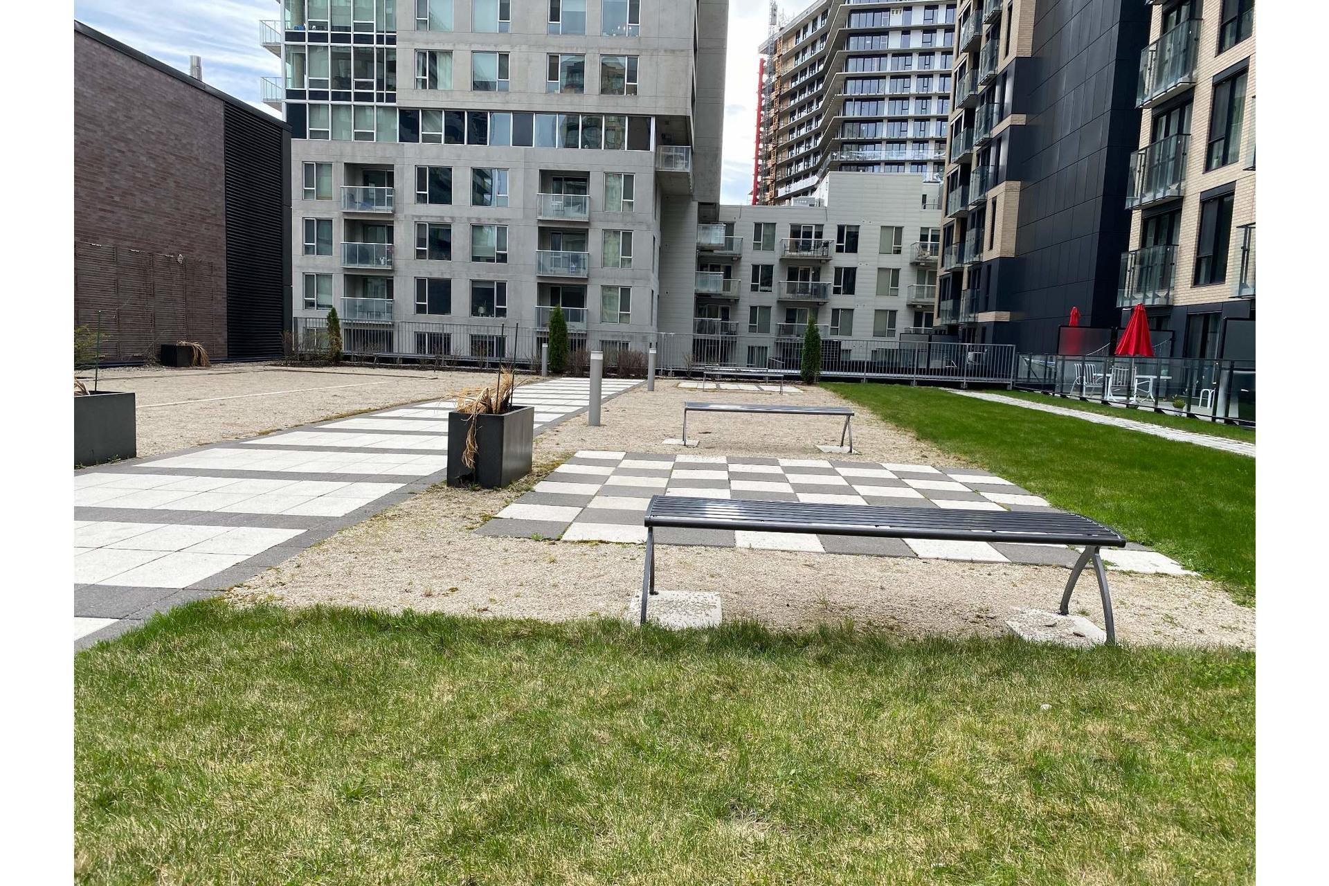 image 22 - Apartment For rent Le Sud-Ouest Montréal  - 5 rooms