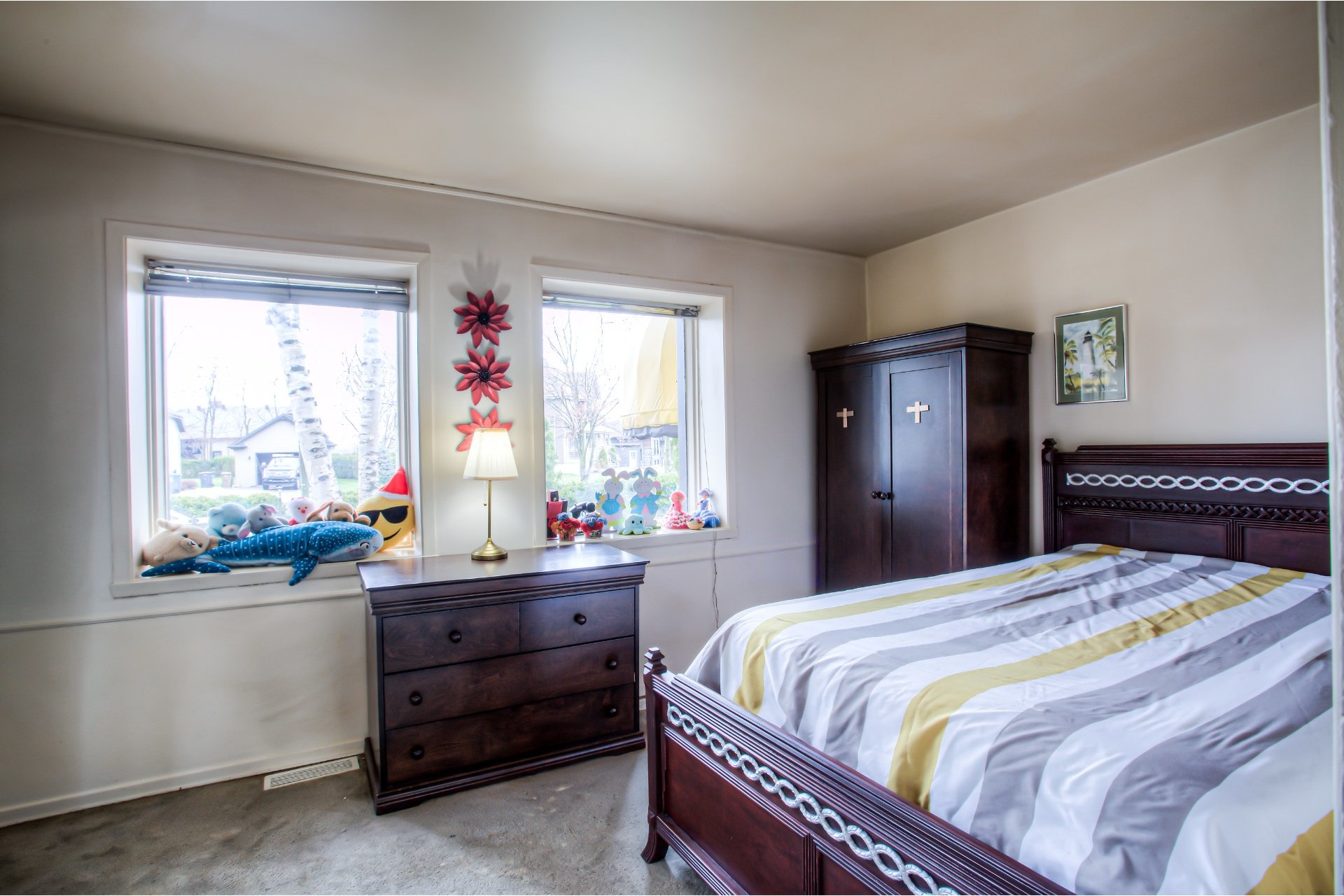 image 15 - House For sale Sainte-Anne-des-Plaines - 7 rooms