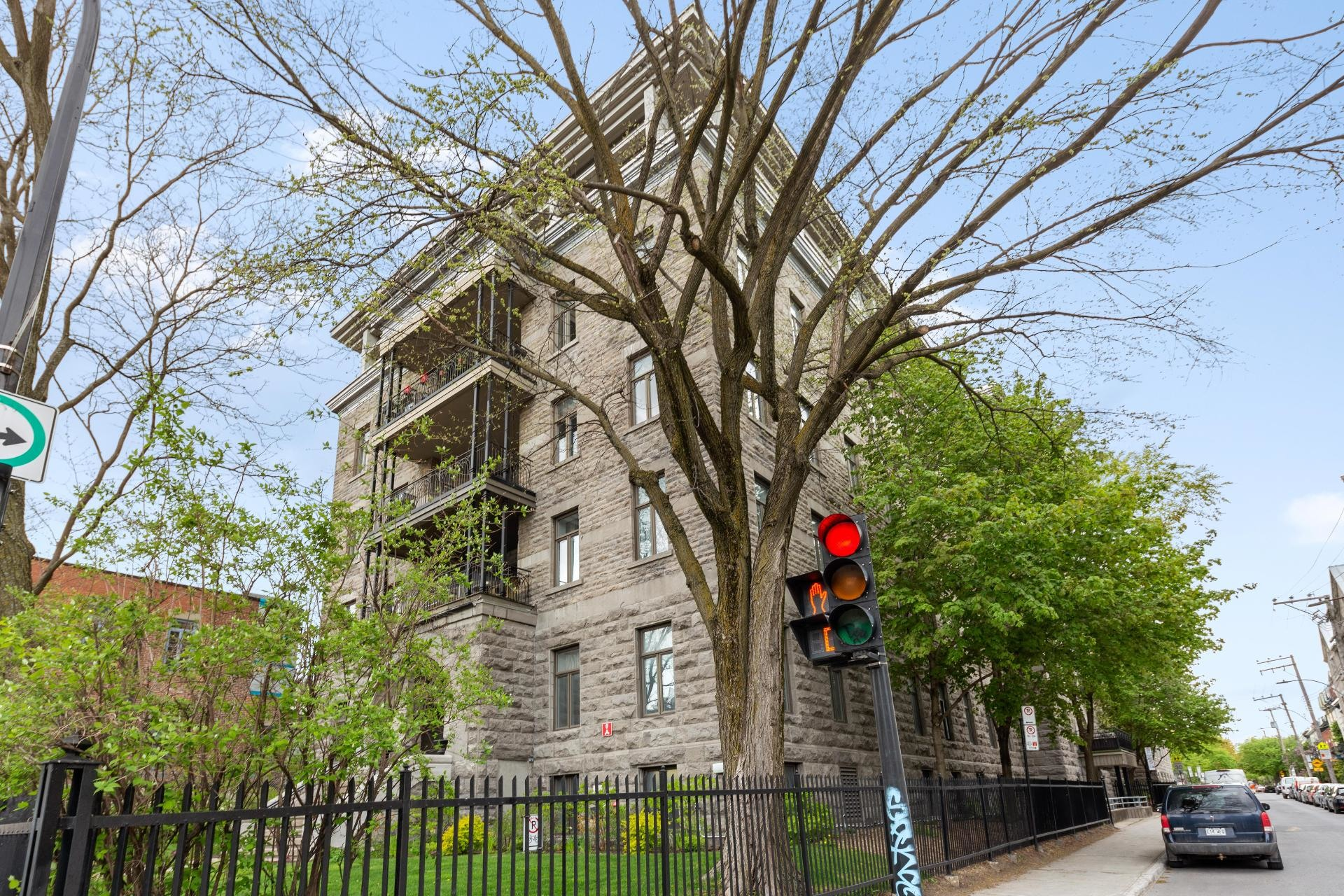 image 42 - 公寓 出售 Le Plateau-Mont-Royal Montréal  - 7 室