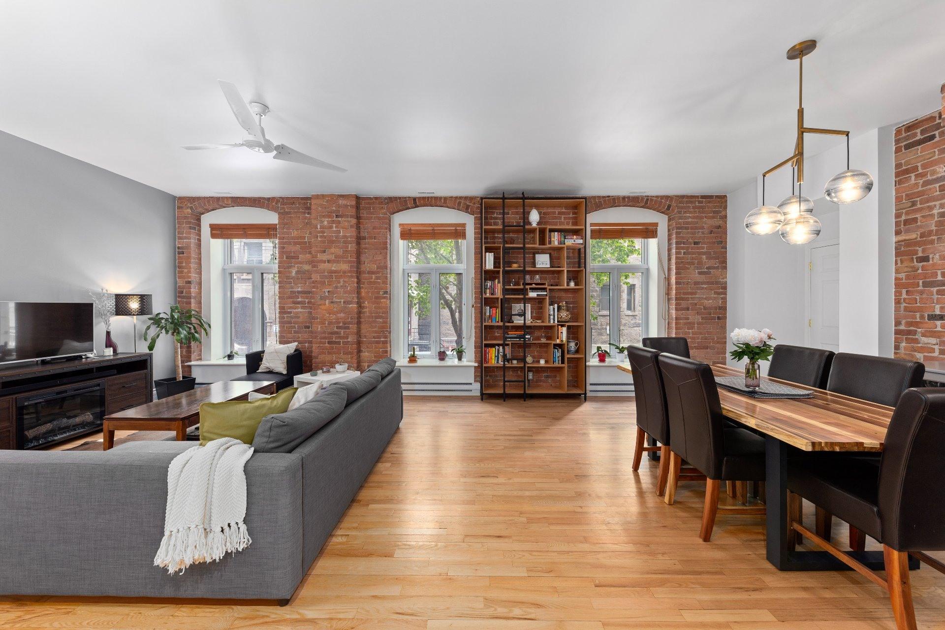 image 0 - 公寓 出售 Le Plateau-Mont-Royal Montréal  - 7 室
