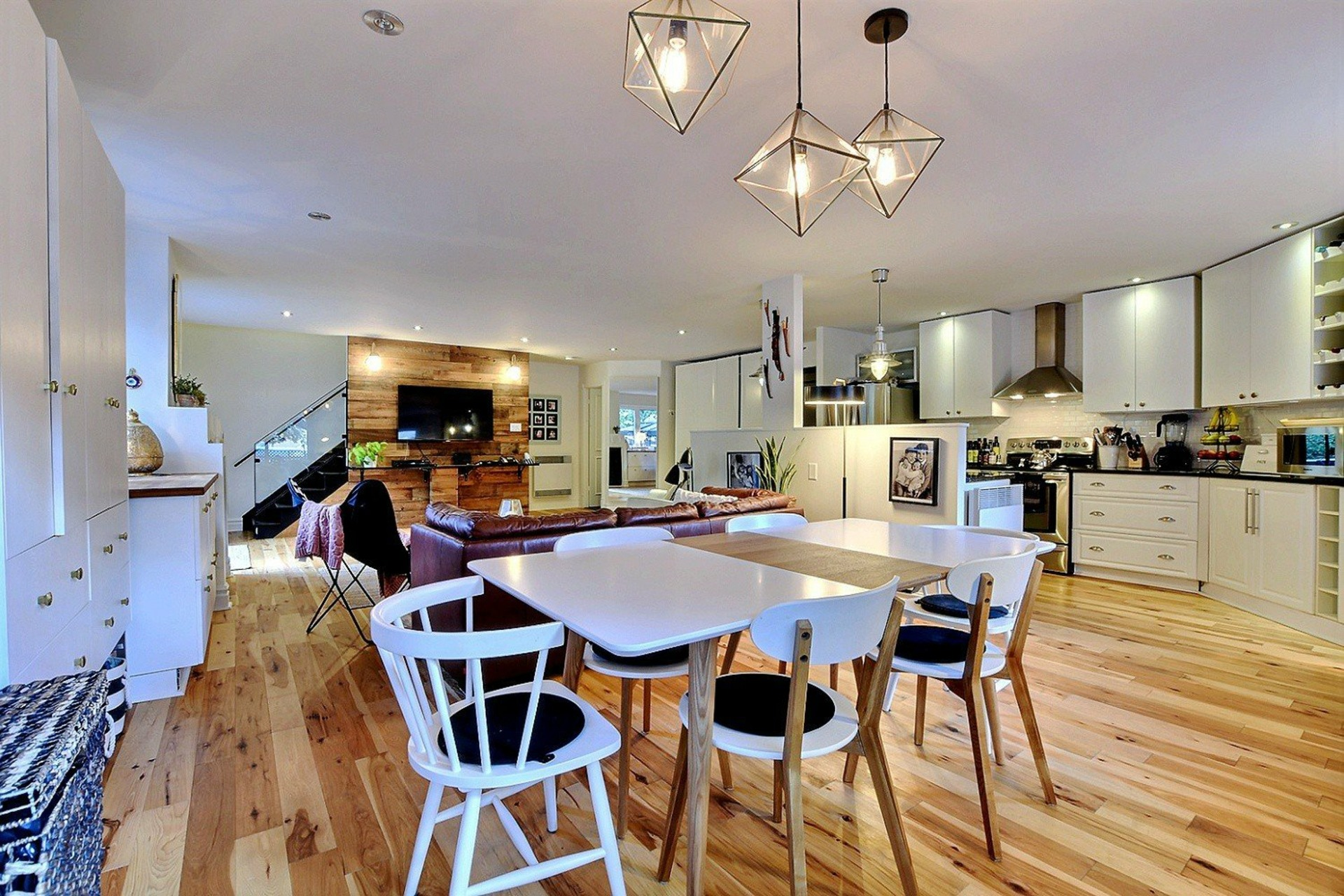 image 0 - House For rent Ville-Marie Montréal  - 6 rooms
