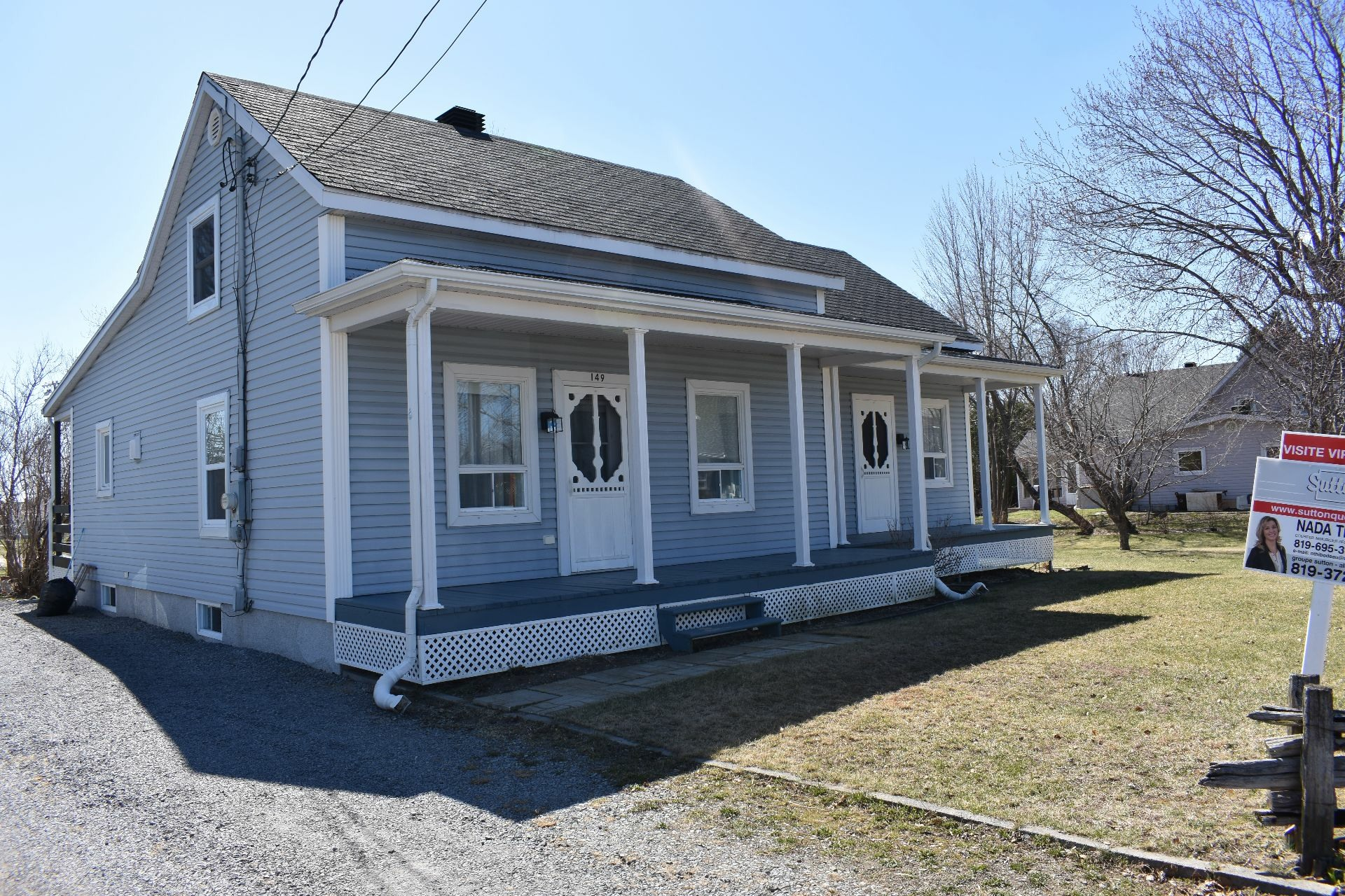 image 2 - House For sale Maskinongé - 12 rooms