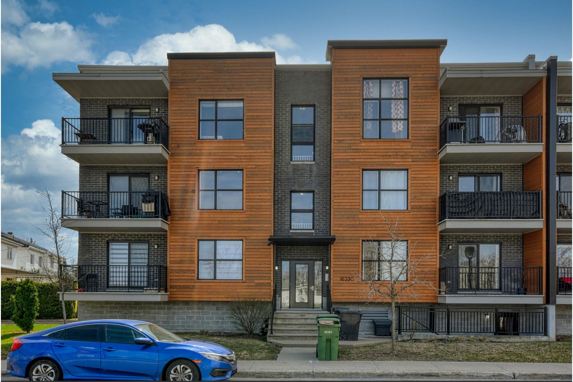 image 2 - Appartement À vendre Rivière-des-Prairies/Pointe-aux-Trembles Montréal  - 11 pièces
