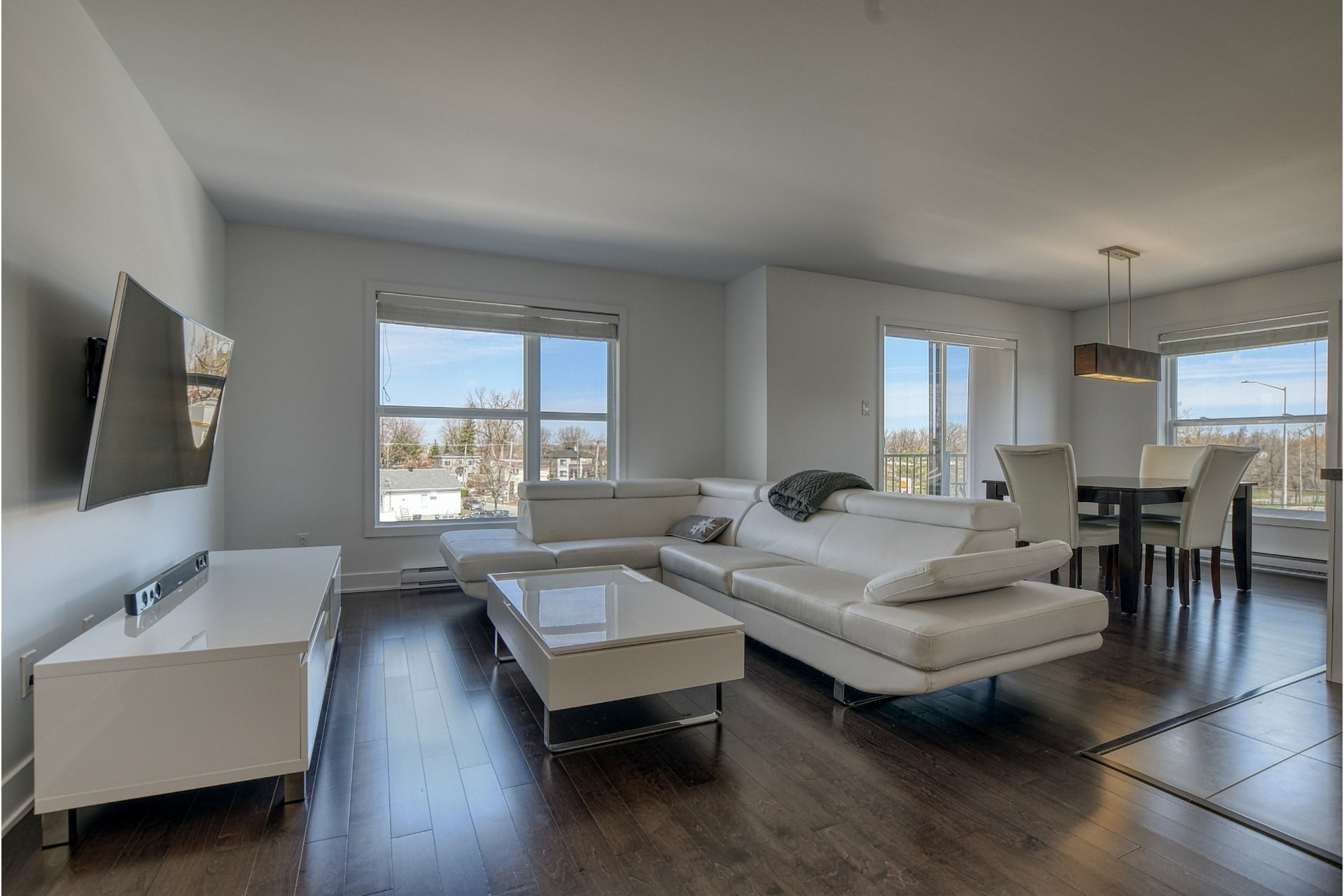 image 4 - Appartement À vendre Rivière-des-Prairies/Pointe-aux-Trembles Montréal  - 11 pièces