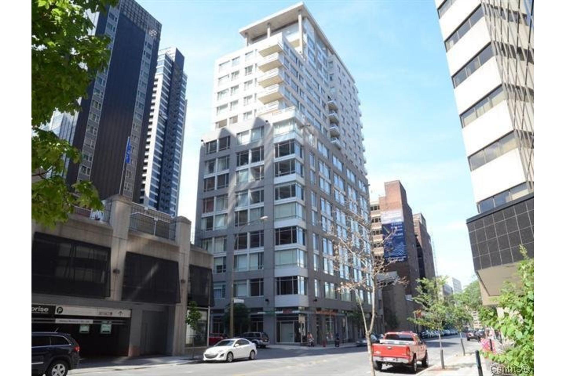 image 0 - Apartment For rent Ville-Marie Montréal  - 4 rooms