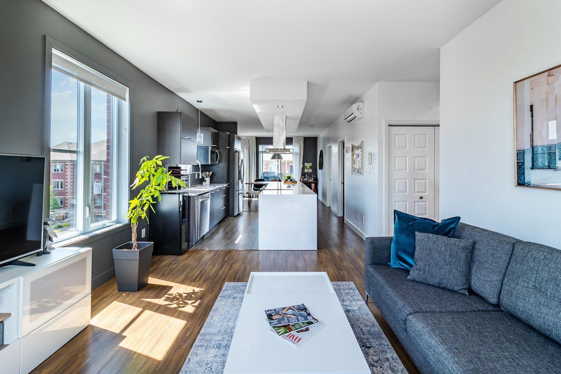 image 8 - Apartment For sale Saint-Hubert Longueuil  - 7 rooms