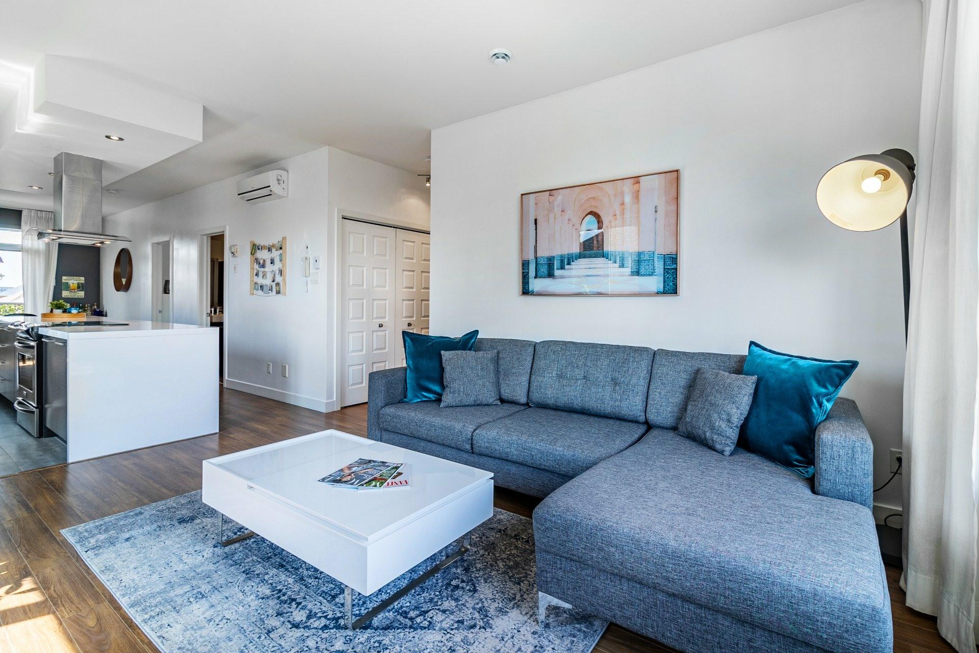image 5 - Apartment For sale Saint-Hubert Longueuil  - 7 rooms