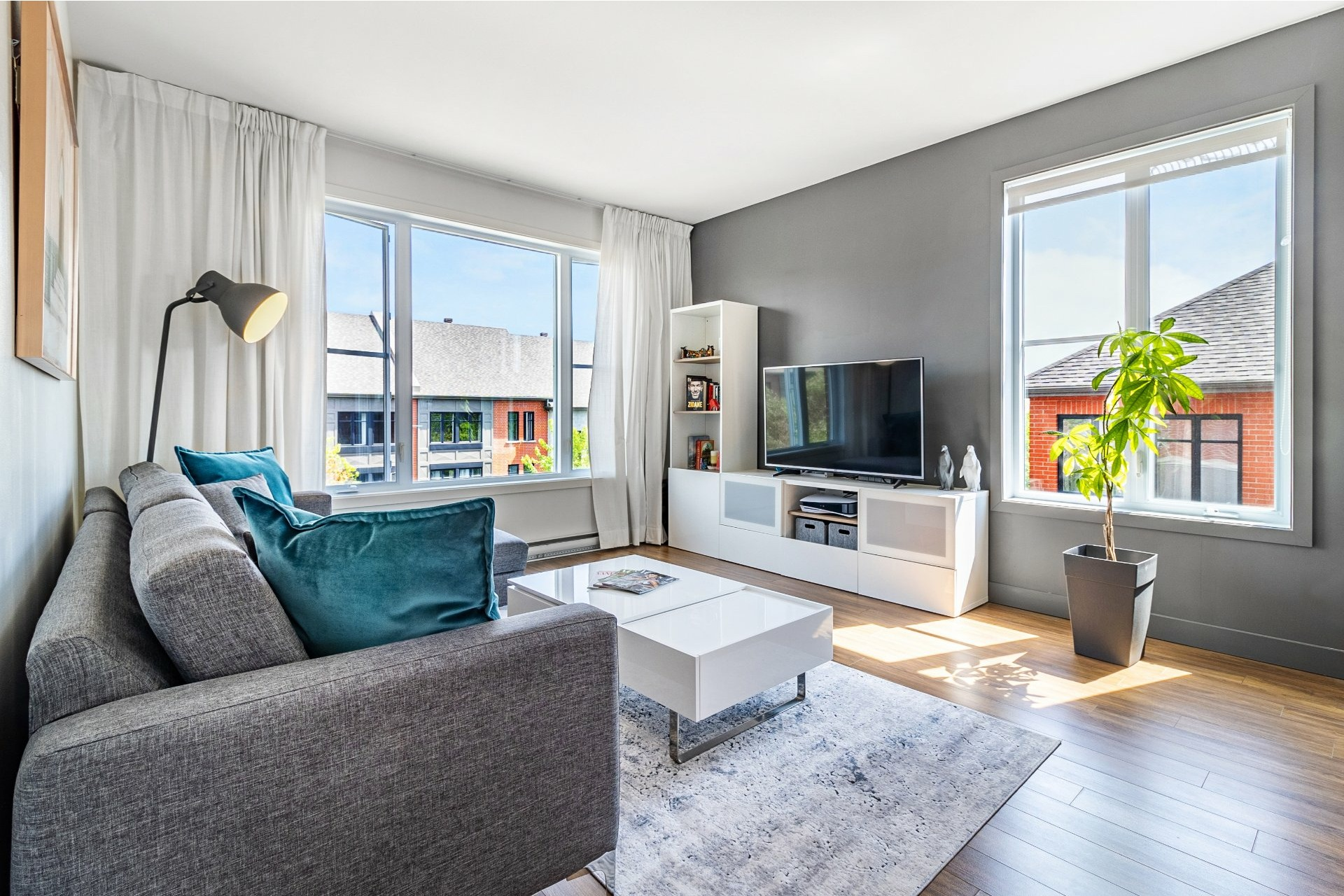 image 6 - Apartment For sale Saint-Hubert Longueuil  - 7 rooms