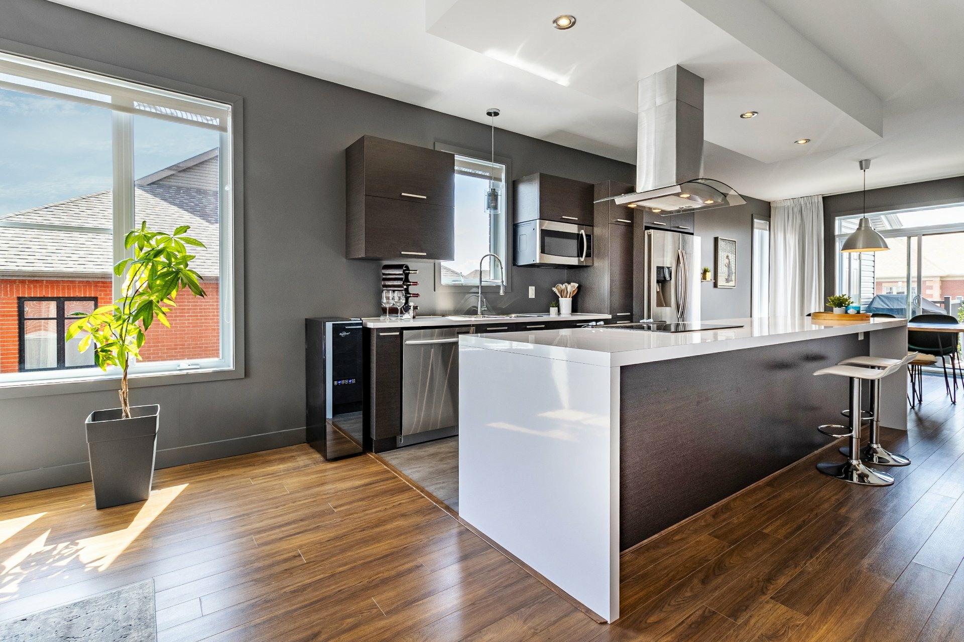 image 9 - Apartment For sale Saint-Hubert Longueuil  - 7 rooms