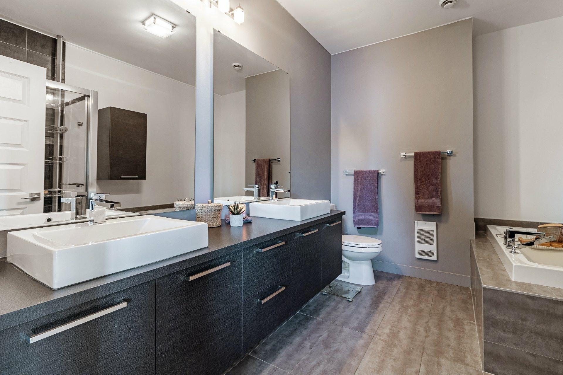 image 17 - Apartment For sale Saint-Hubert Longueuil  - 7 rooms