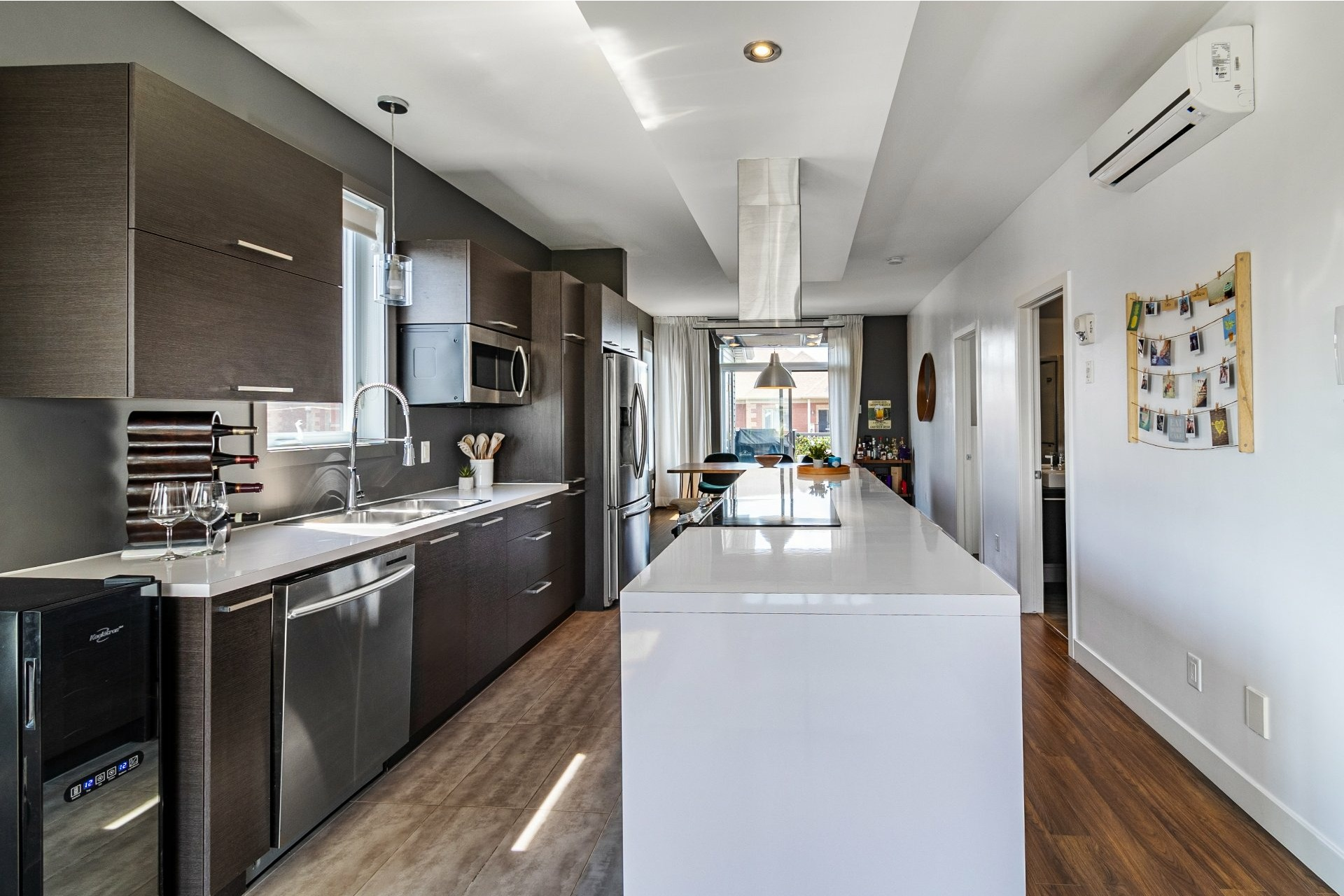 image 10 - Apartment For sale Saint-Hubert Longueuil  - 7 rooms