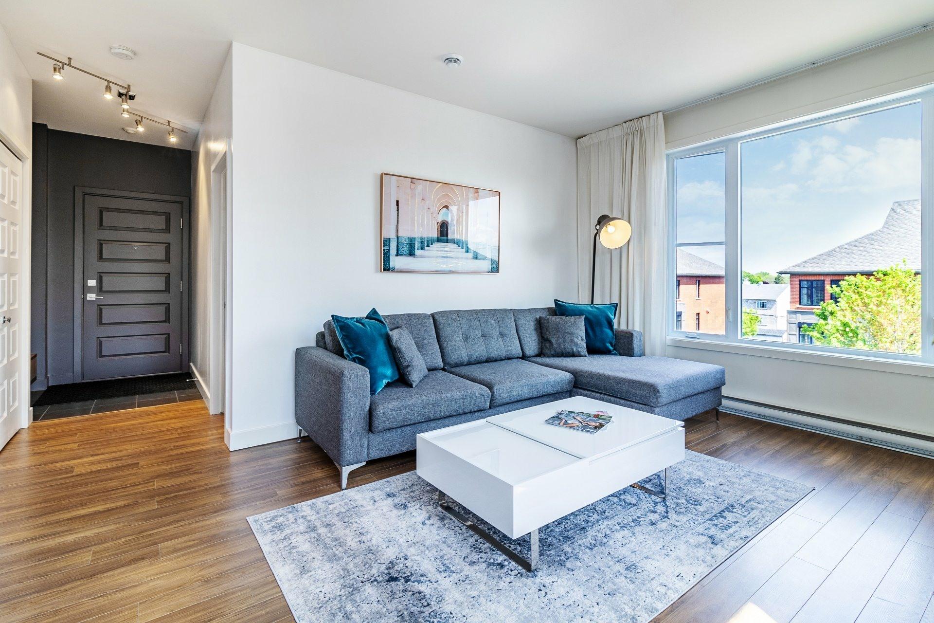 image 1 - Apartment For sale Saint-Hubert Longueuil  - 7 rooms
