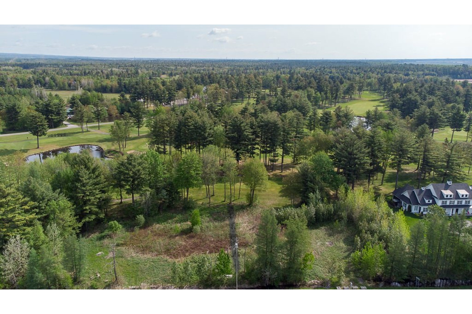 image 1 - Land For sale Sainte-Anne-des-Plaines