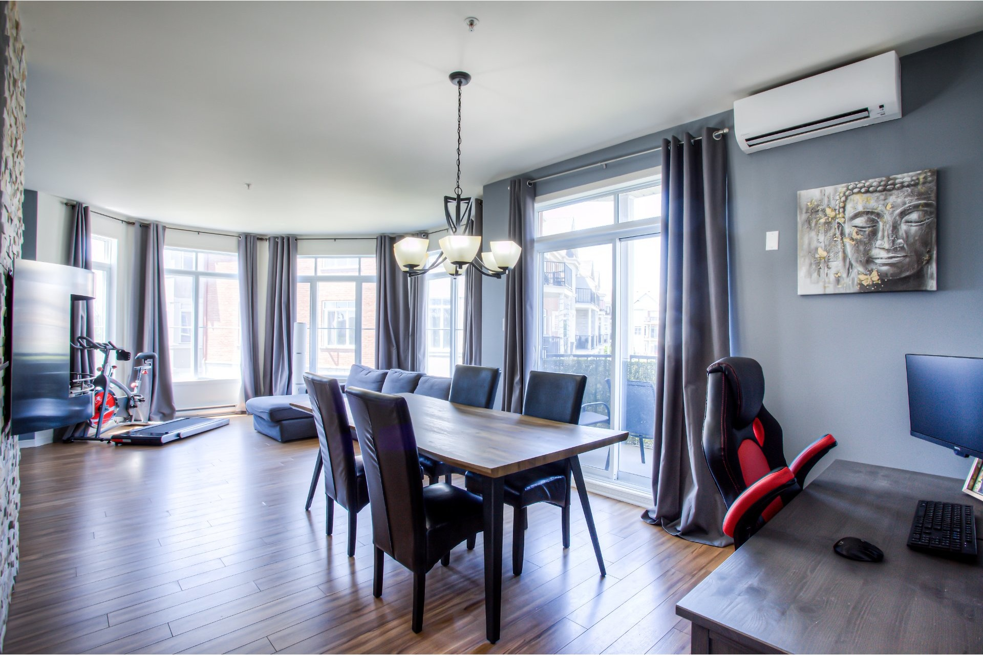 image 4 - Apartment For sale Mascouche - 8 rooms