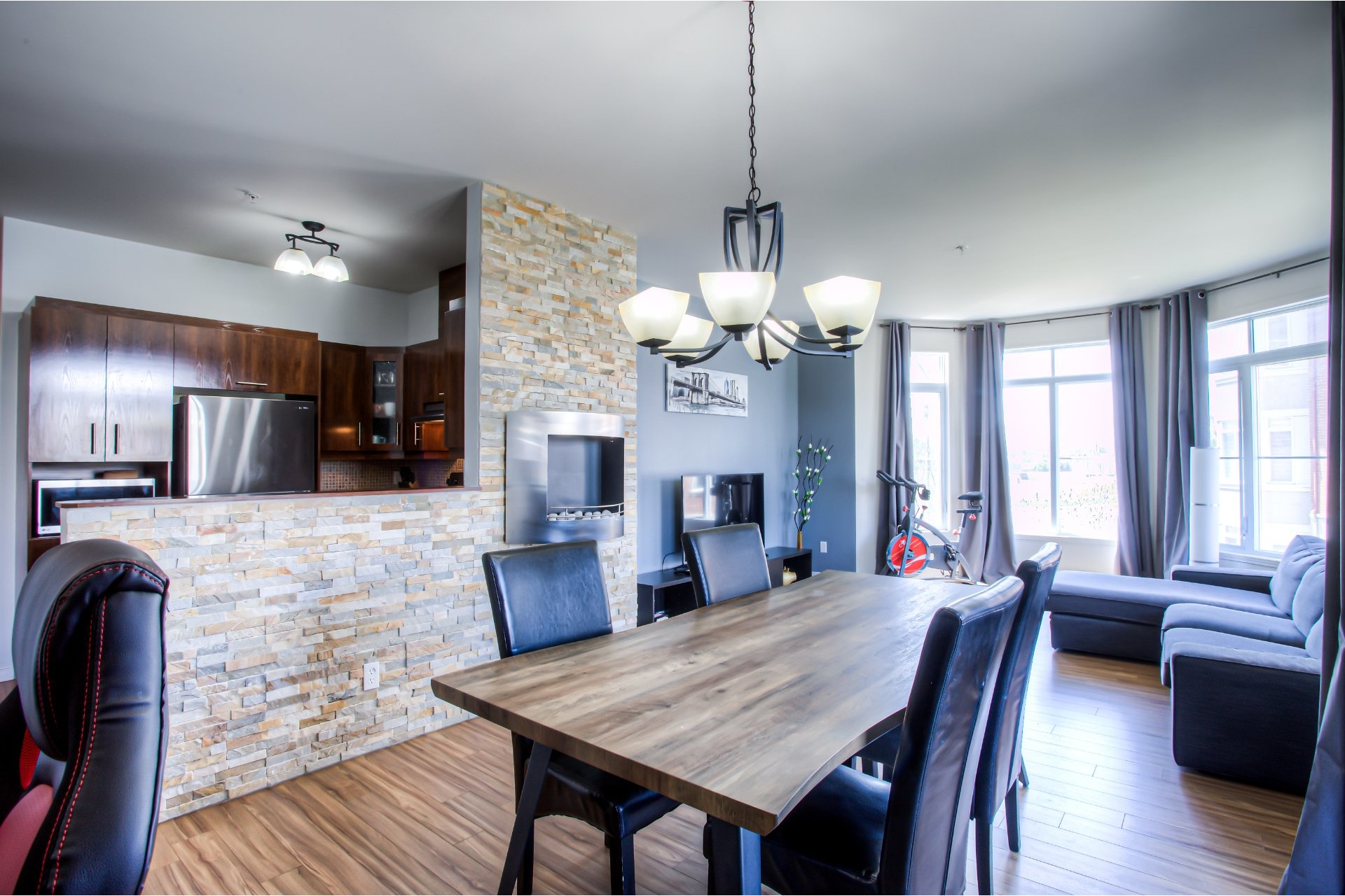 image 5 - Apartment For sale Mascouche - 8 rooms