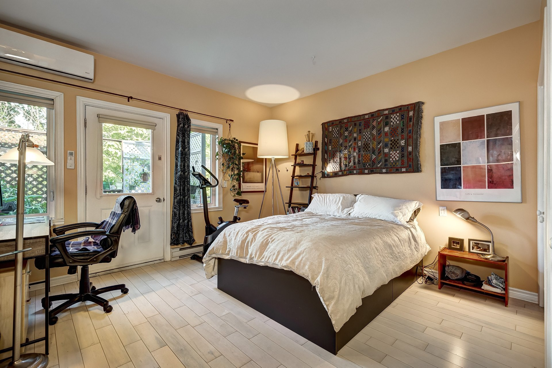 image 1 - Apartment For sale Outremont Montréal  - 6 rooms