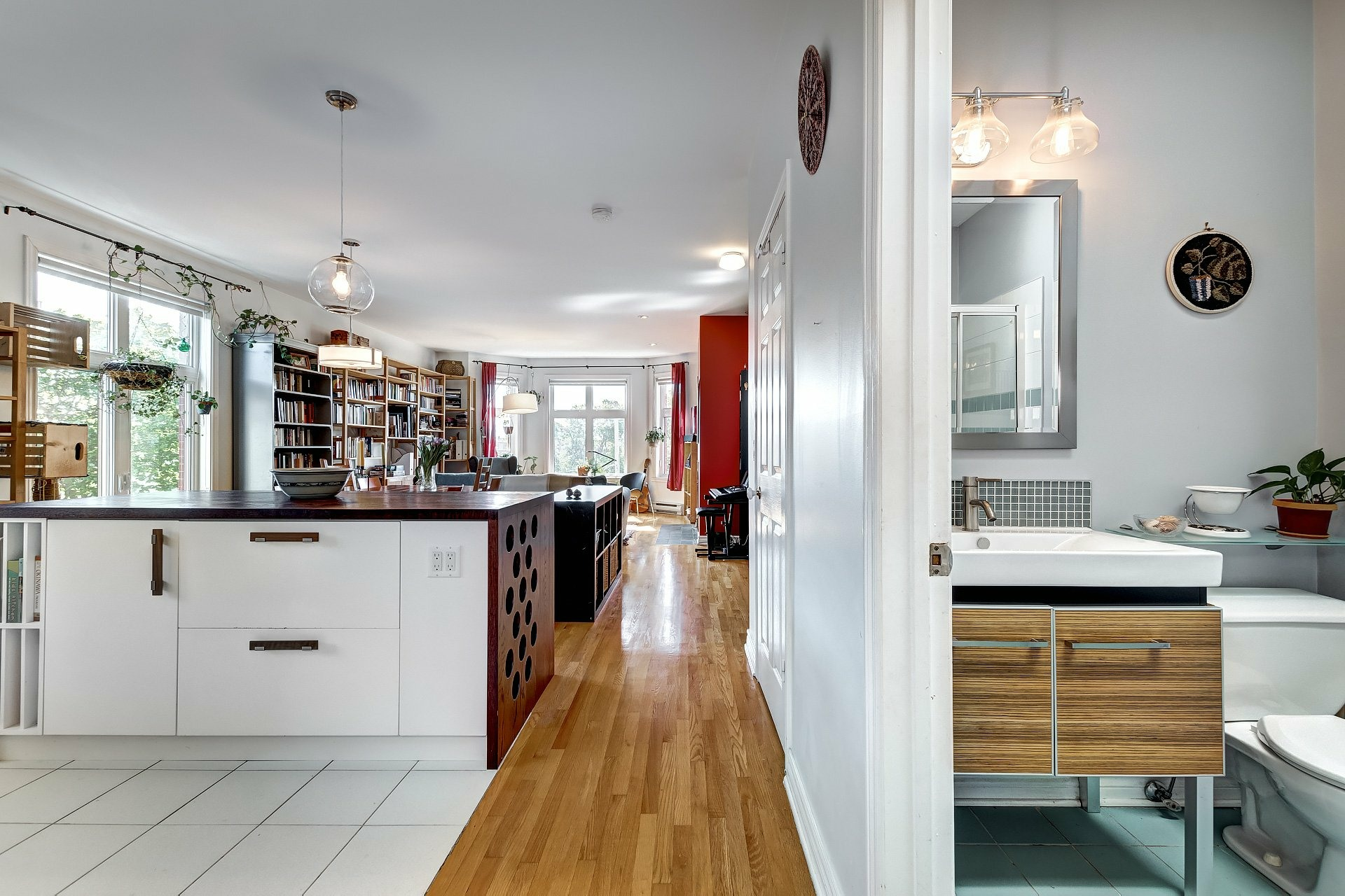 image 8 - Apartment For sale Outremont Montréal  - 6 rooms
