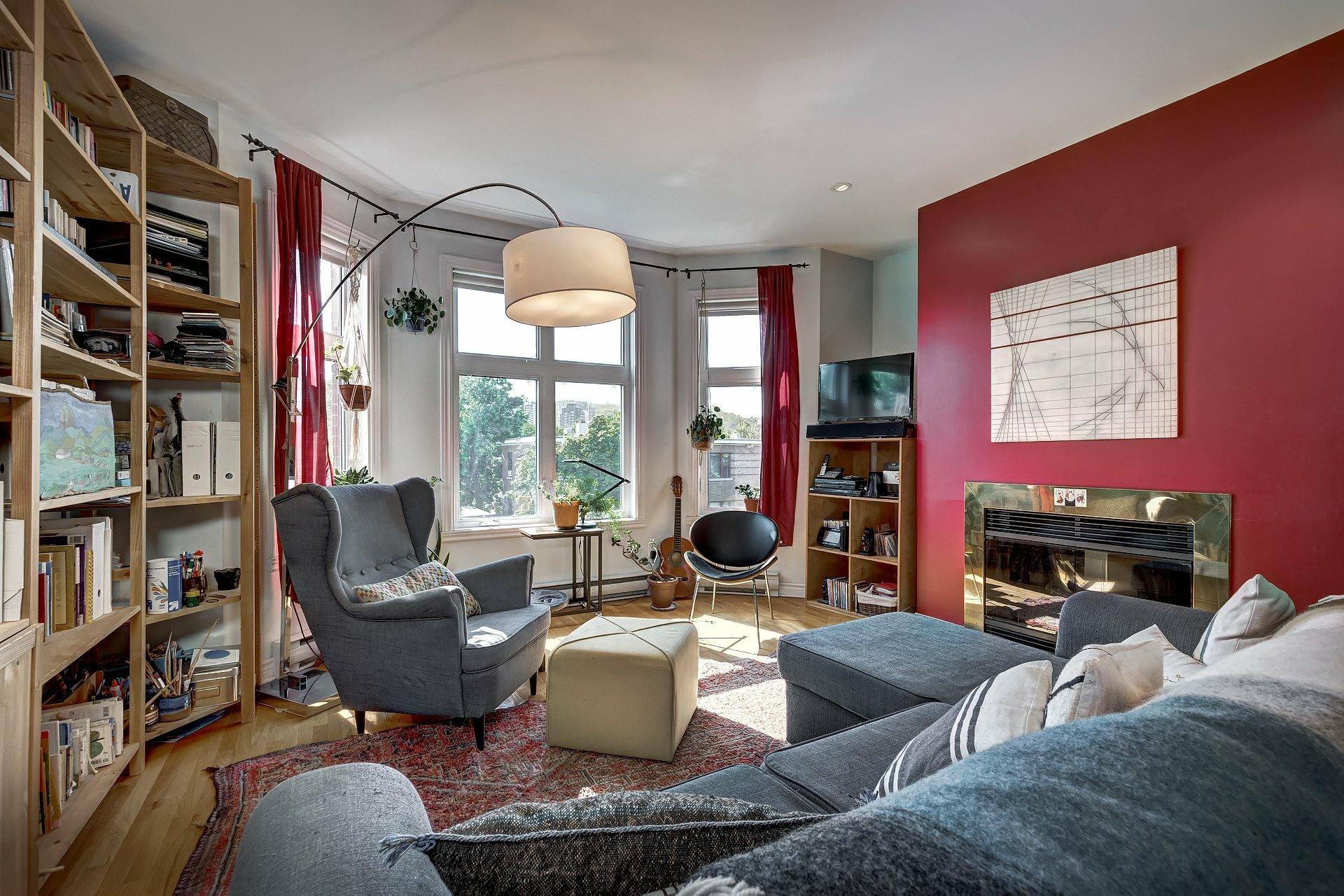 image 0 - Apartment For sale Outremont Montréal  - 6 rooms