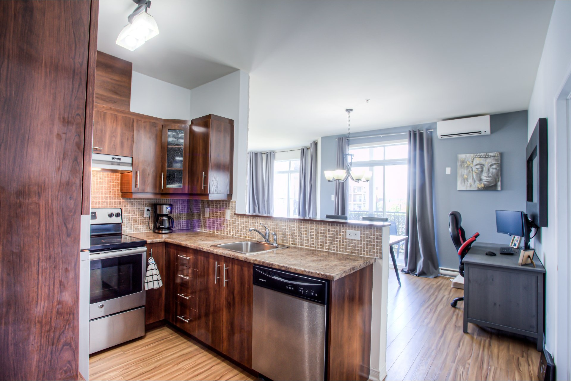 image 10 - Apartment For sale Mascouche - 8 rooms