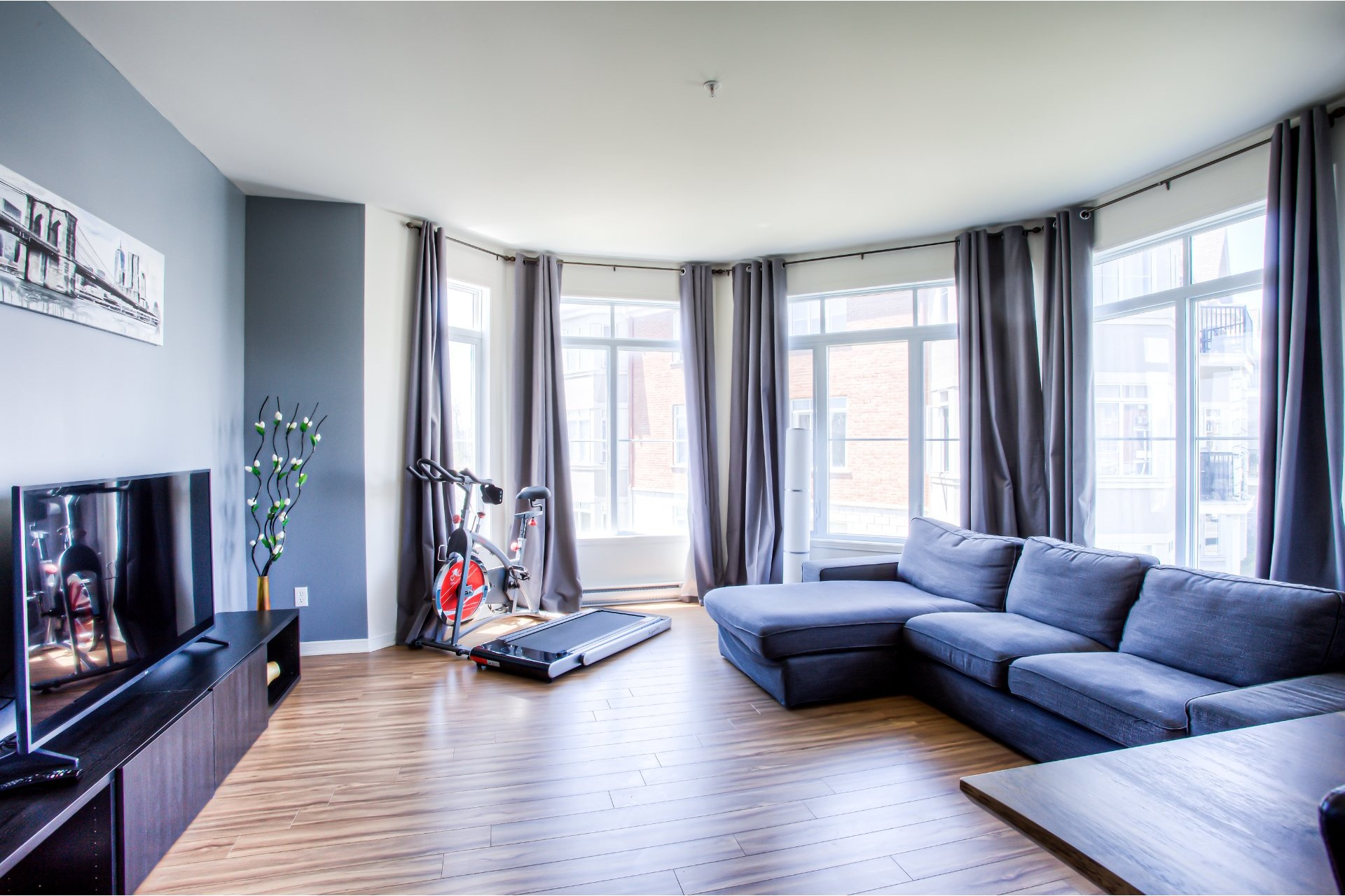 image 1 - Apartment For sale Mascouche - 8 rooms