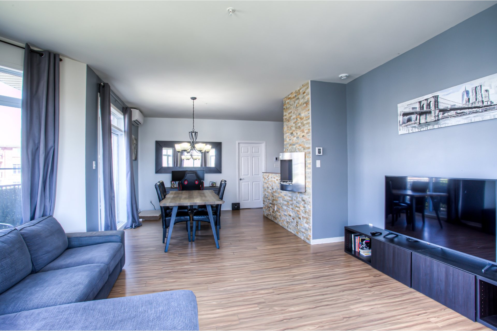 image 3 - Apartment For sale Mascouche - 8 rooms