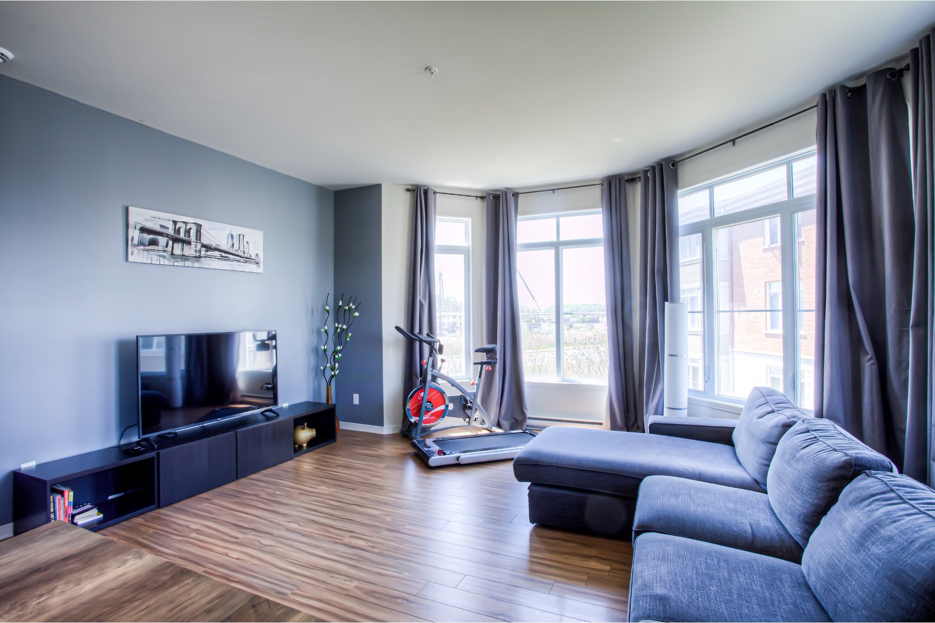 image 2 - Apartment For sale Mascouche - 8 rooms