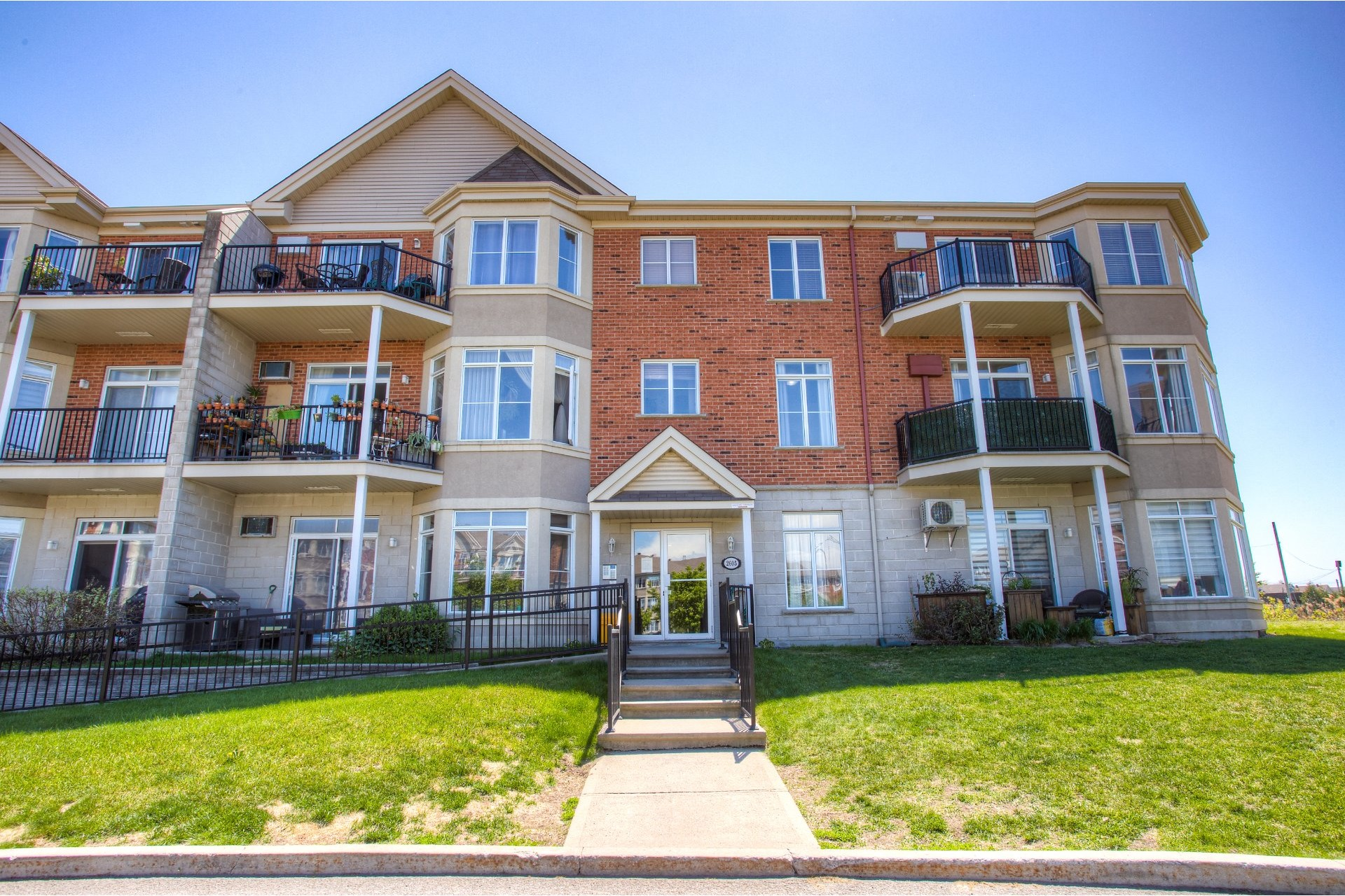 image 0 - Apartment For sale Mascouche - 8 rooms