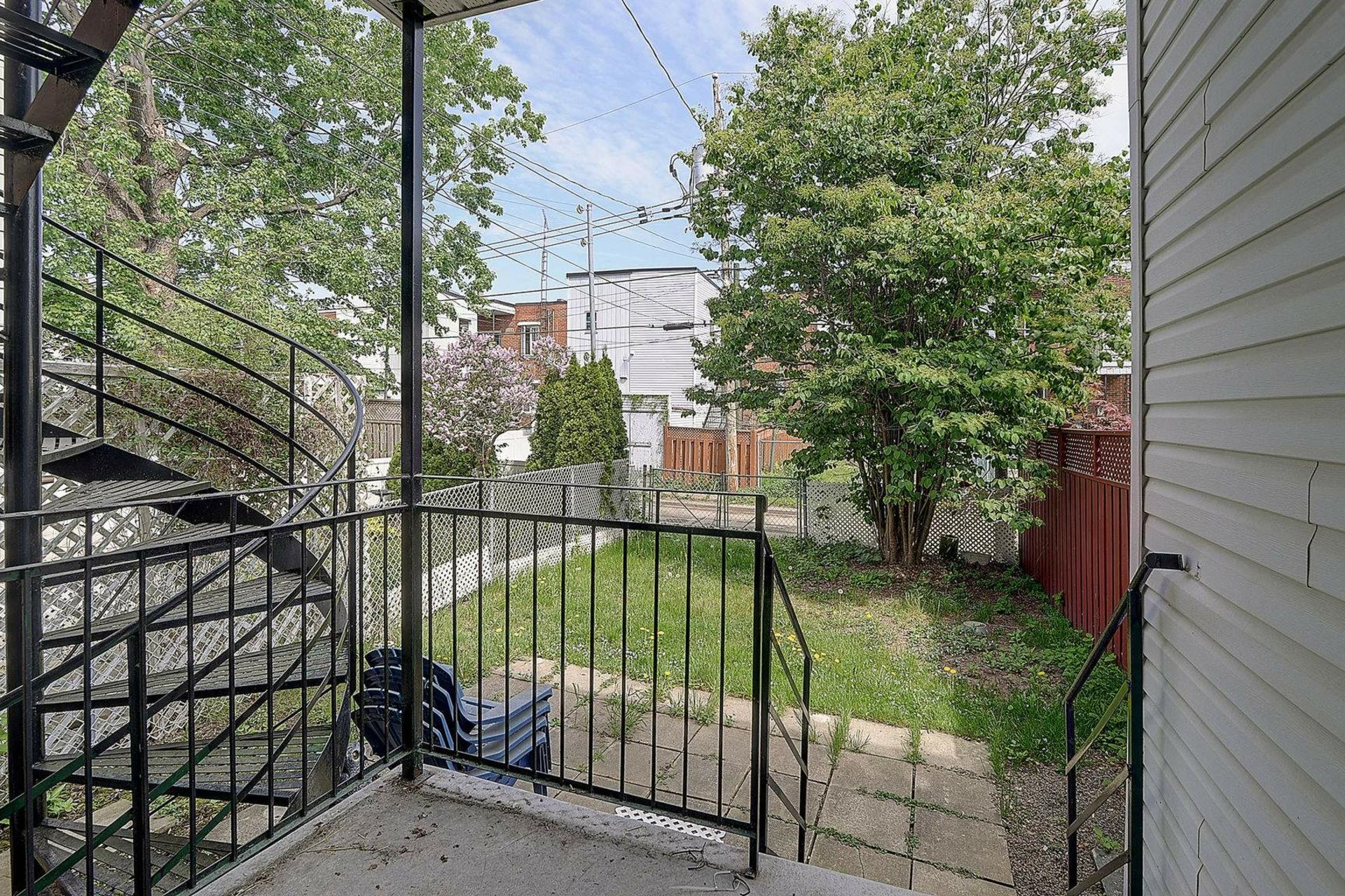 image 17 - Duplex For sale Verdun/Île-des-Soeurs Montréal  - 5 rooms