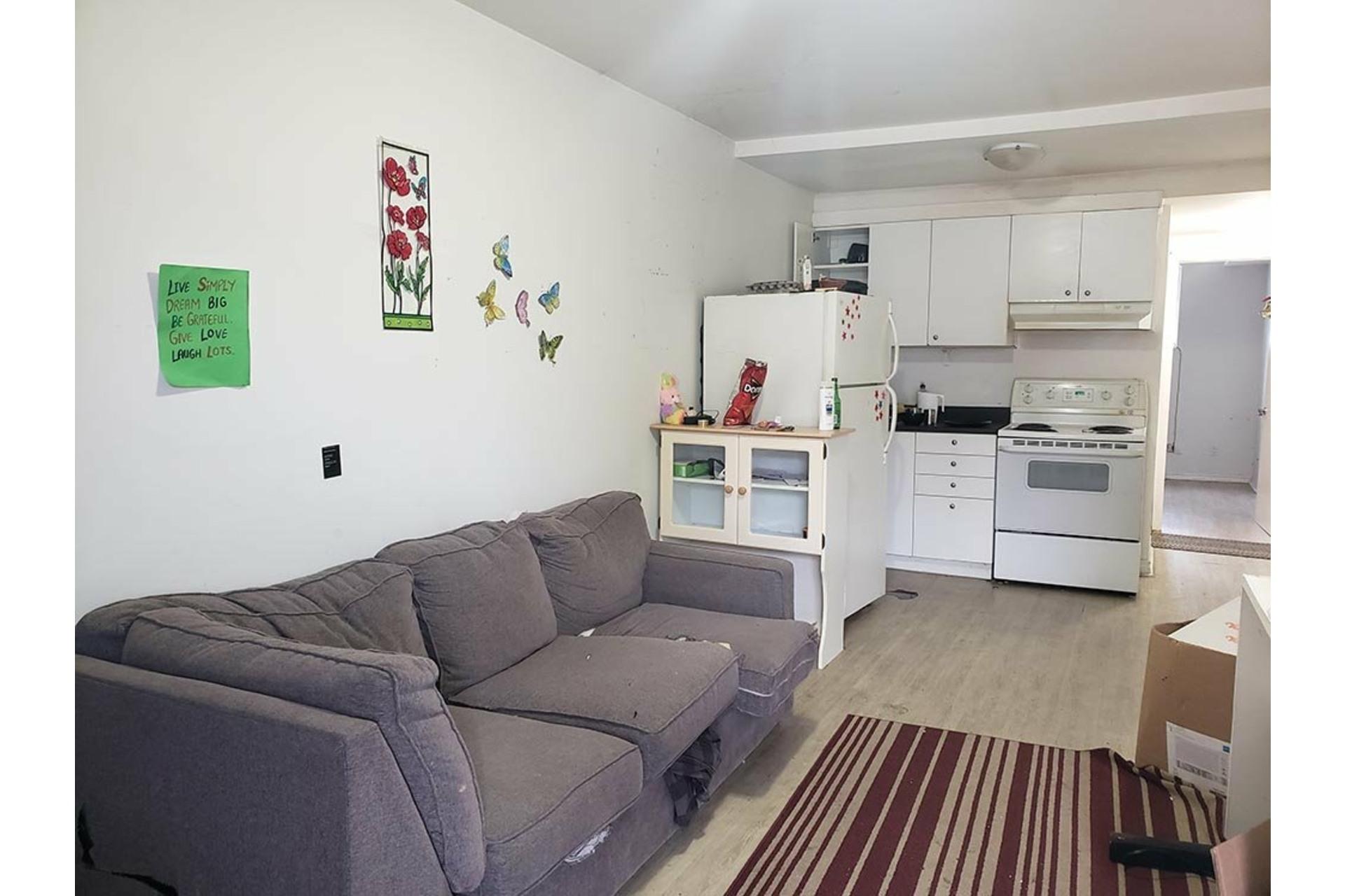 image 2 - Appartement À louer LaSalle Montréal  - 2 pièces