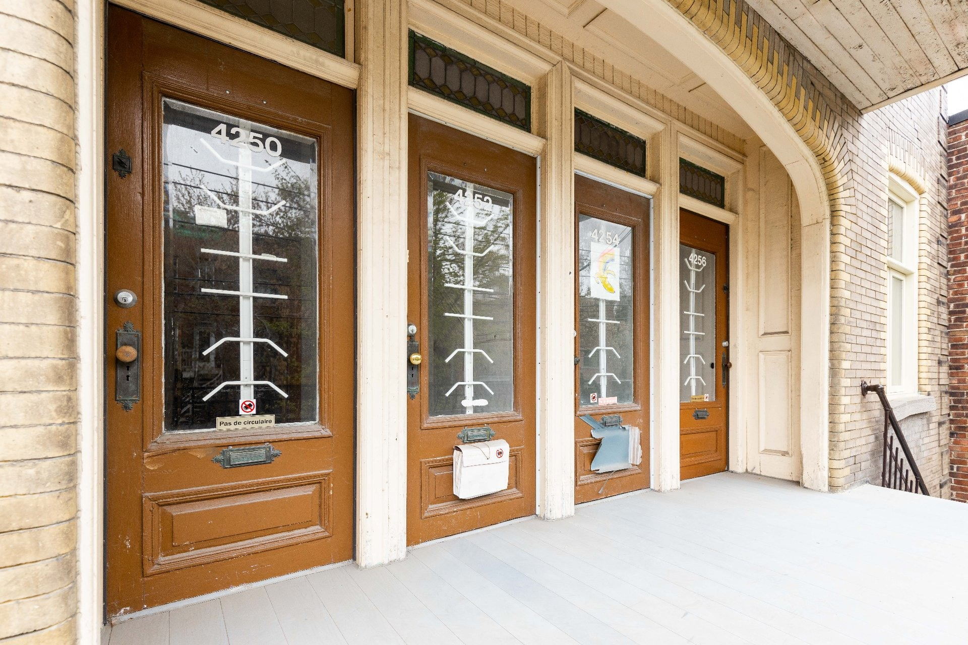 image 35 - Quadruplex À vendre Le Plateau-Mont-Royal Montréal  - 10 pièces