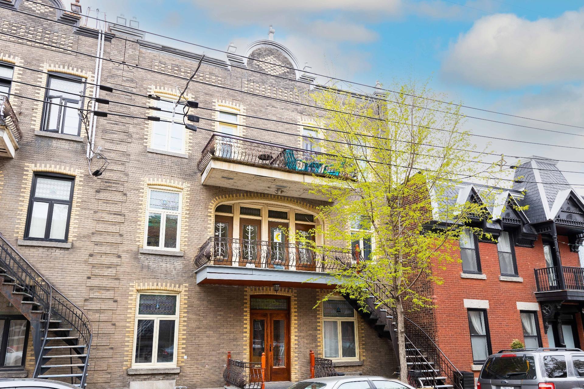 image 0 - Quadruplex À vendre Le Plateau-Mont-Royal Montréal  - 10 pièces