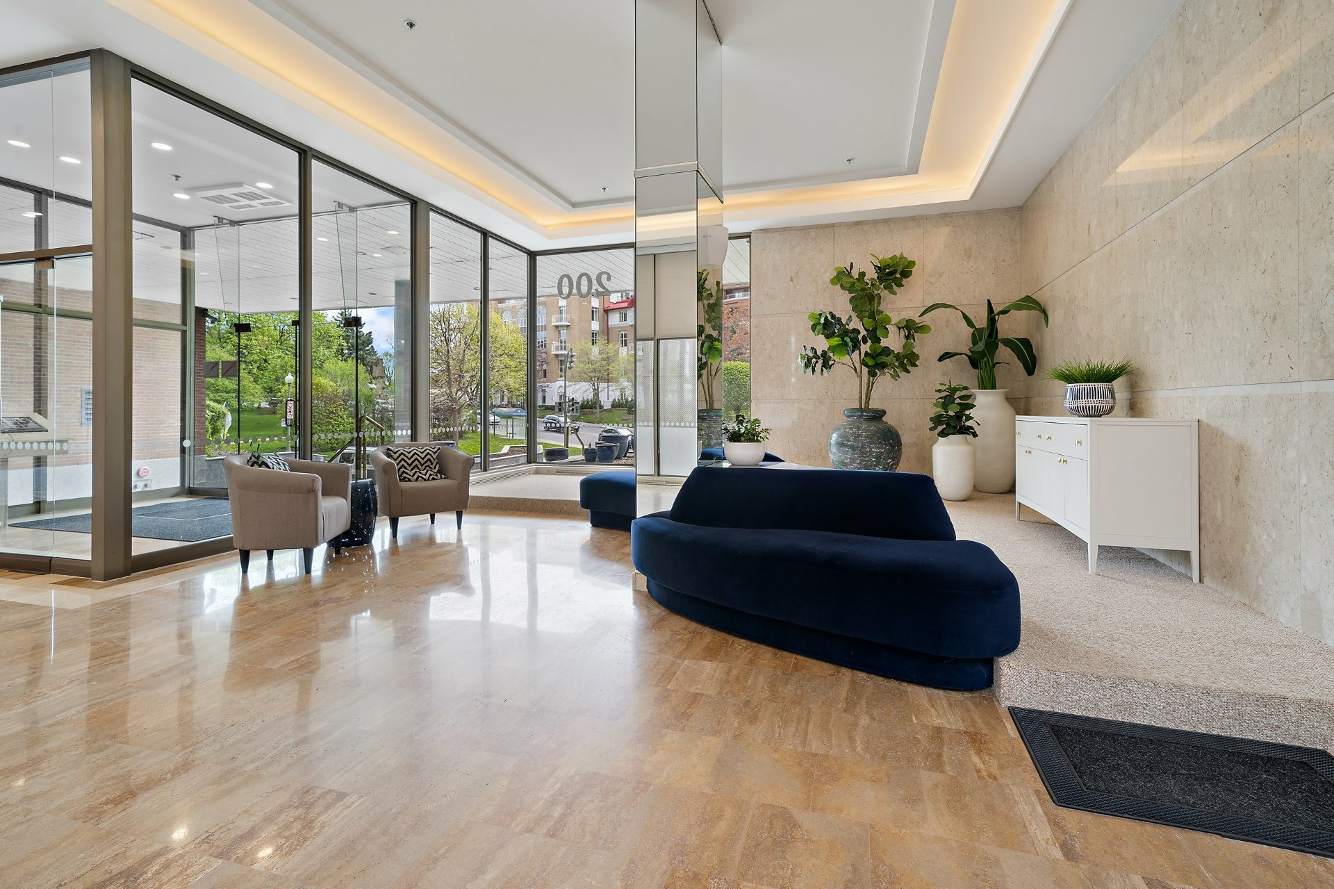 image 3 - Appartement À vendre Westmount - 5 pièces