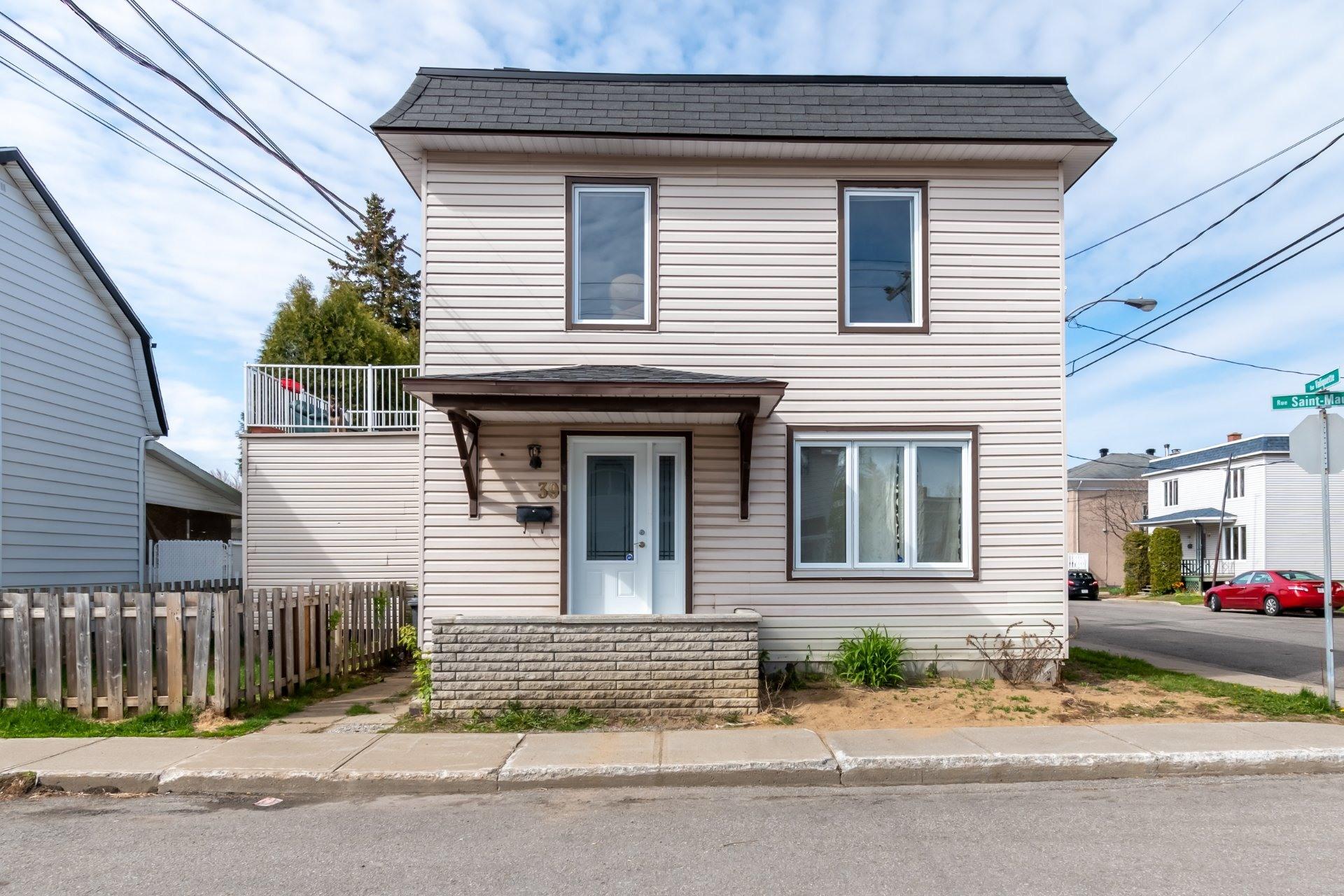 image 10 - Duplex À vendre Trois-Rivières - 4 pièces