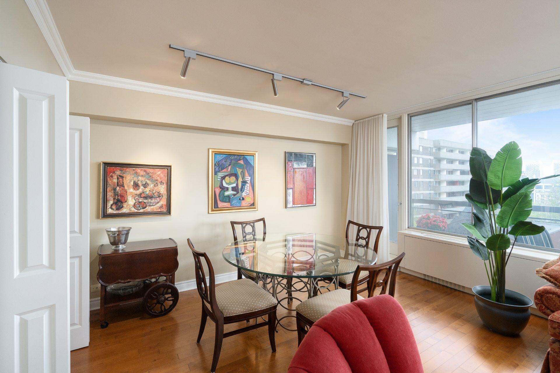 image 4 - Apartment For sale Ville-Marie Montréal  - 4 rooms