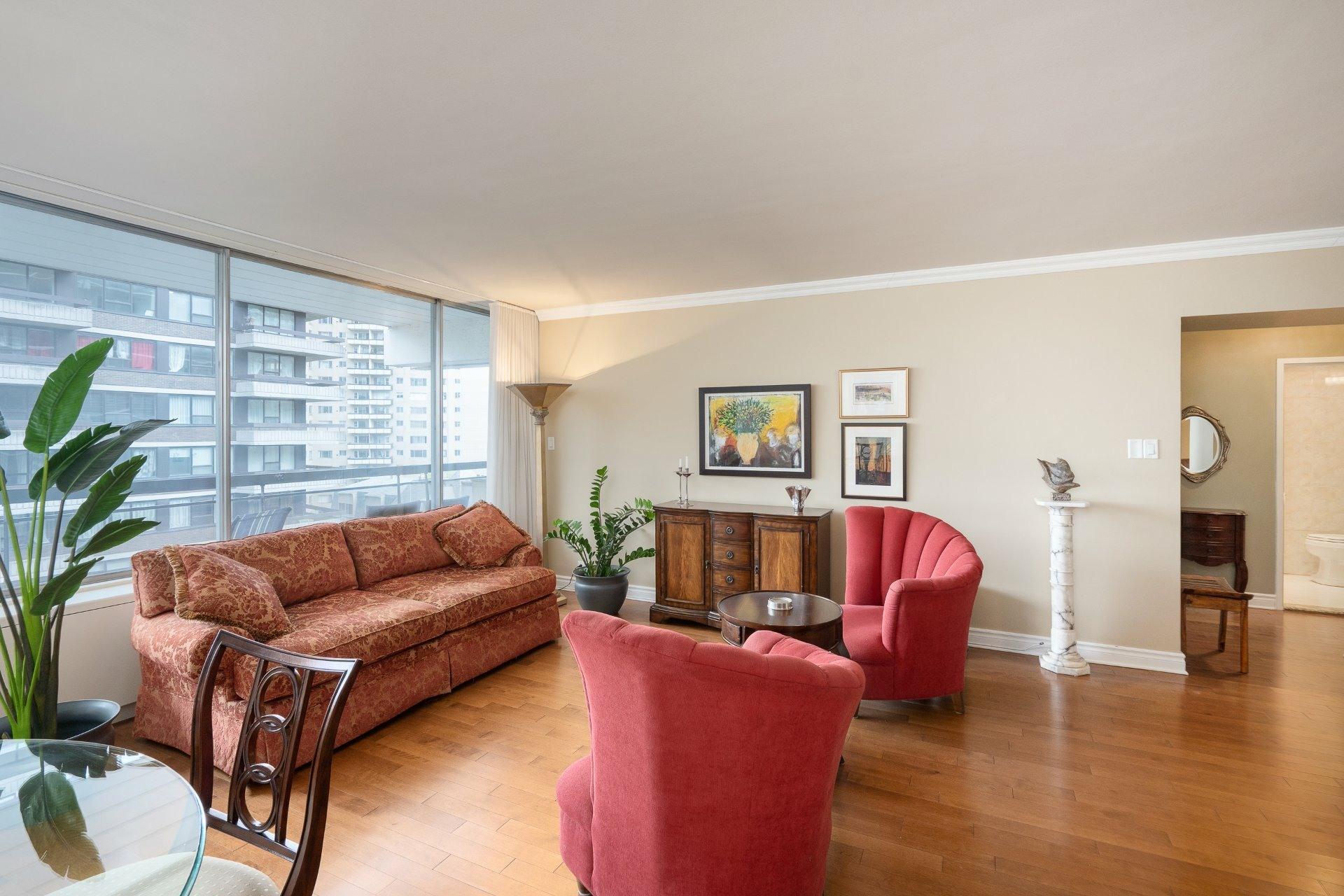 image 8 - Apartment For sale Ville-Marie Montréal  - 4 rooms