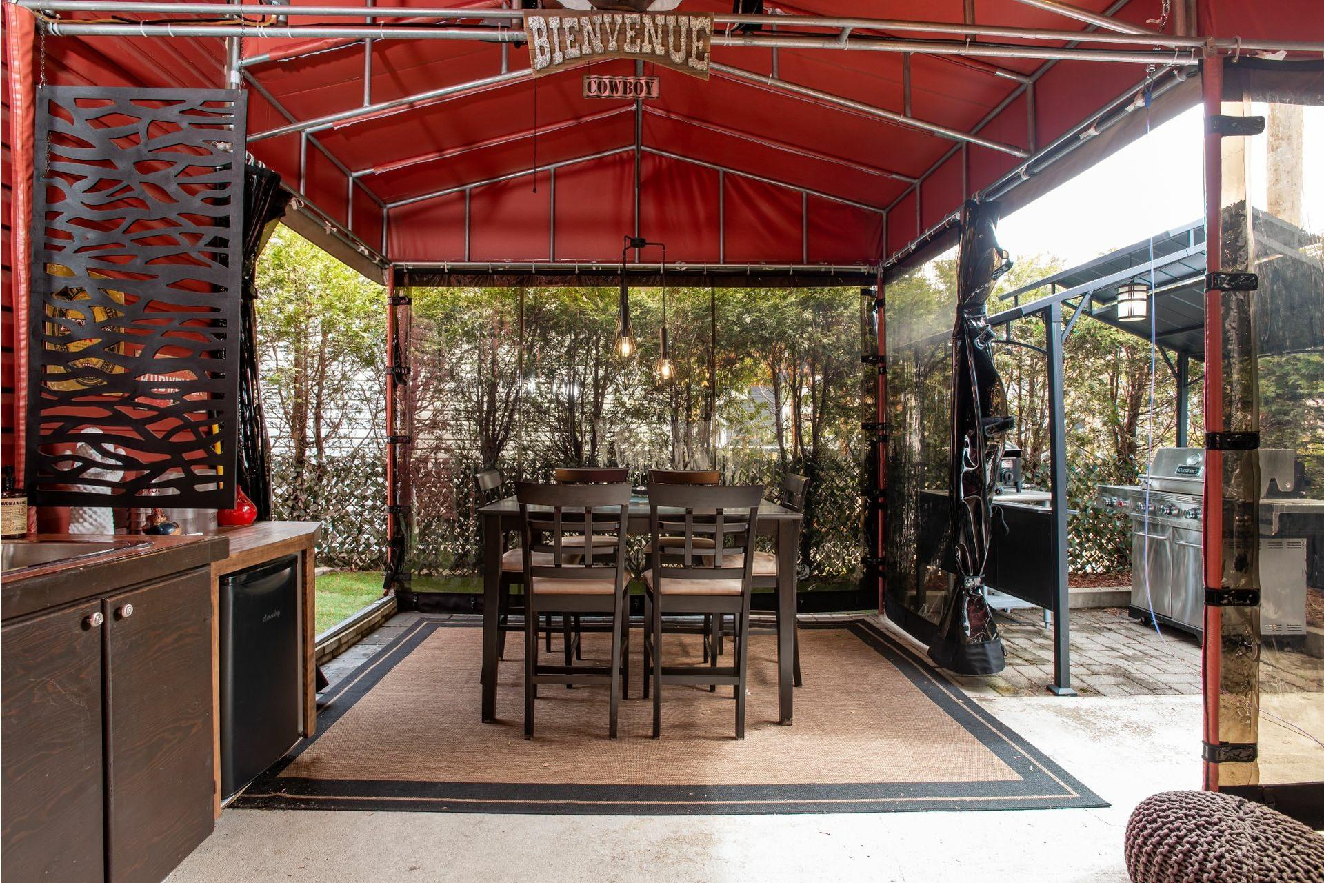 image 25 - House For sale Fossambault-sur-le-Lac - 9 rooms