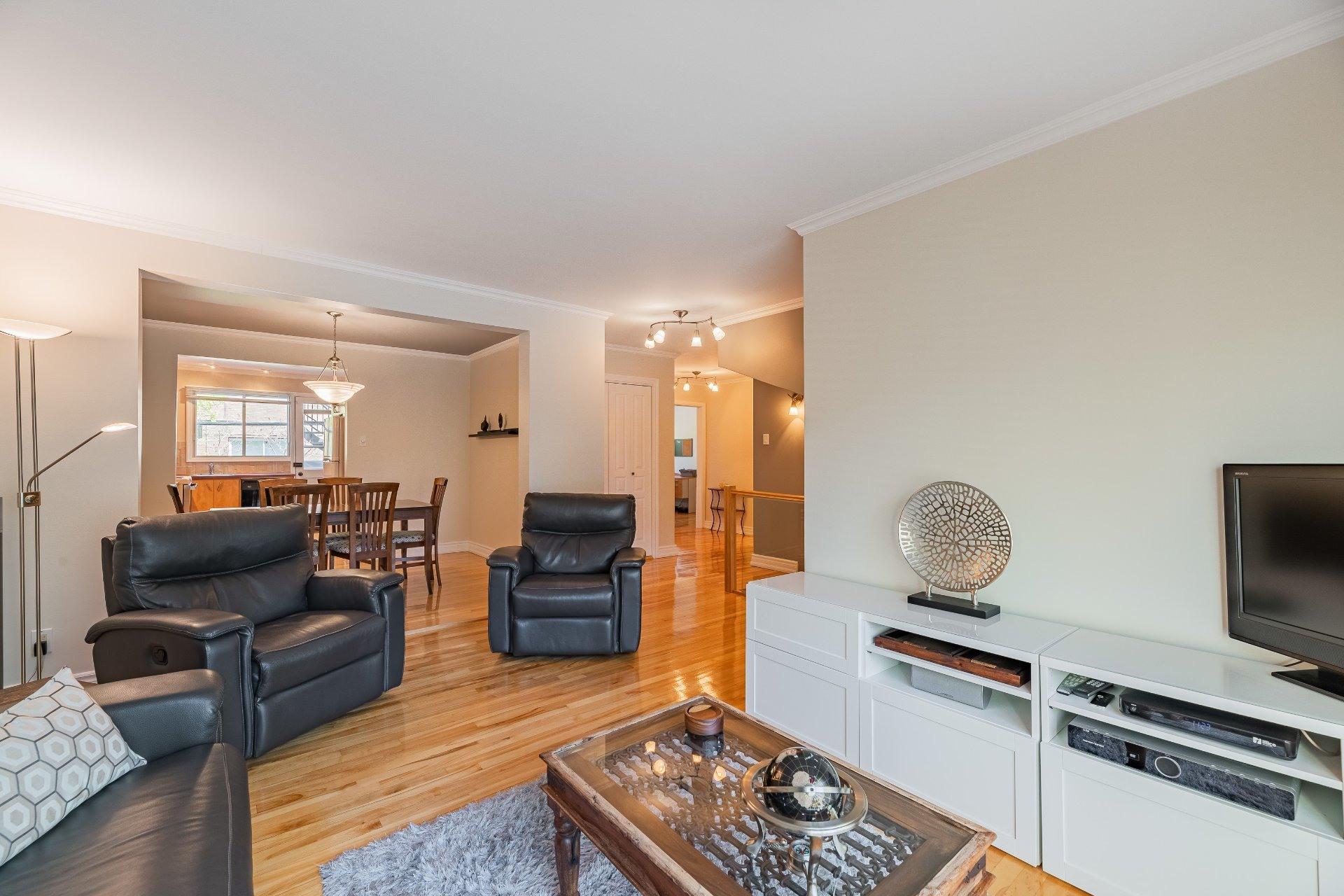 image 7 - Triplex For sale Mercier/Hochelaga-Maisonneuve Montréal  - 6 rooms