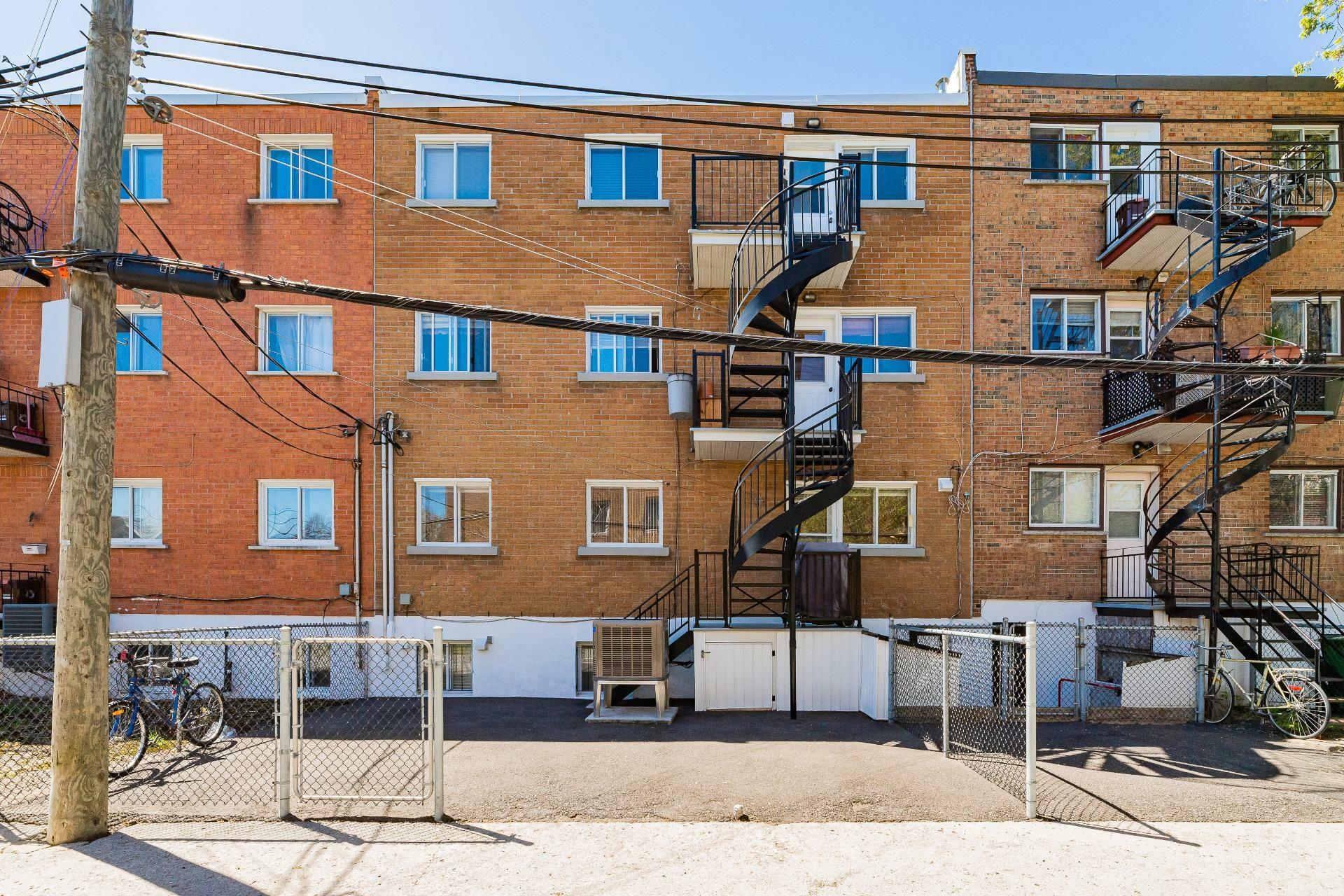 image 23 - Triplex For sale Mercier/Hochelaga-Maisonneuve Montréal  - 6 rooms