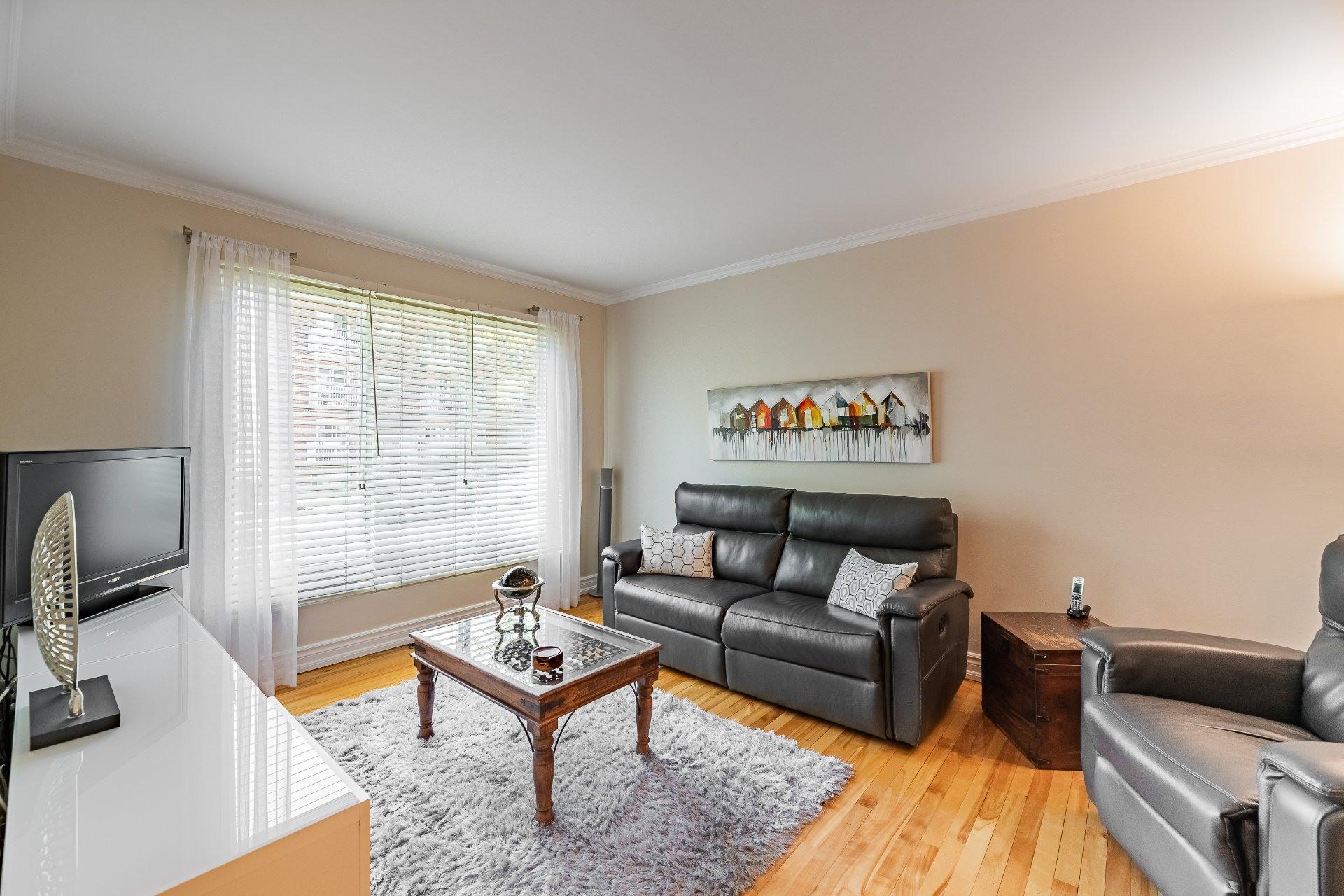 image 4 - Triplex For sale Mercier/Hochelaga-Maisonneuve Montréal  - 6 rooms