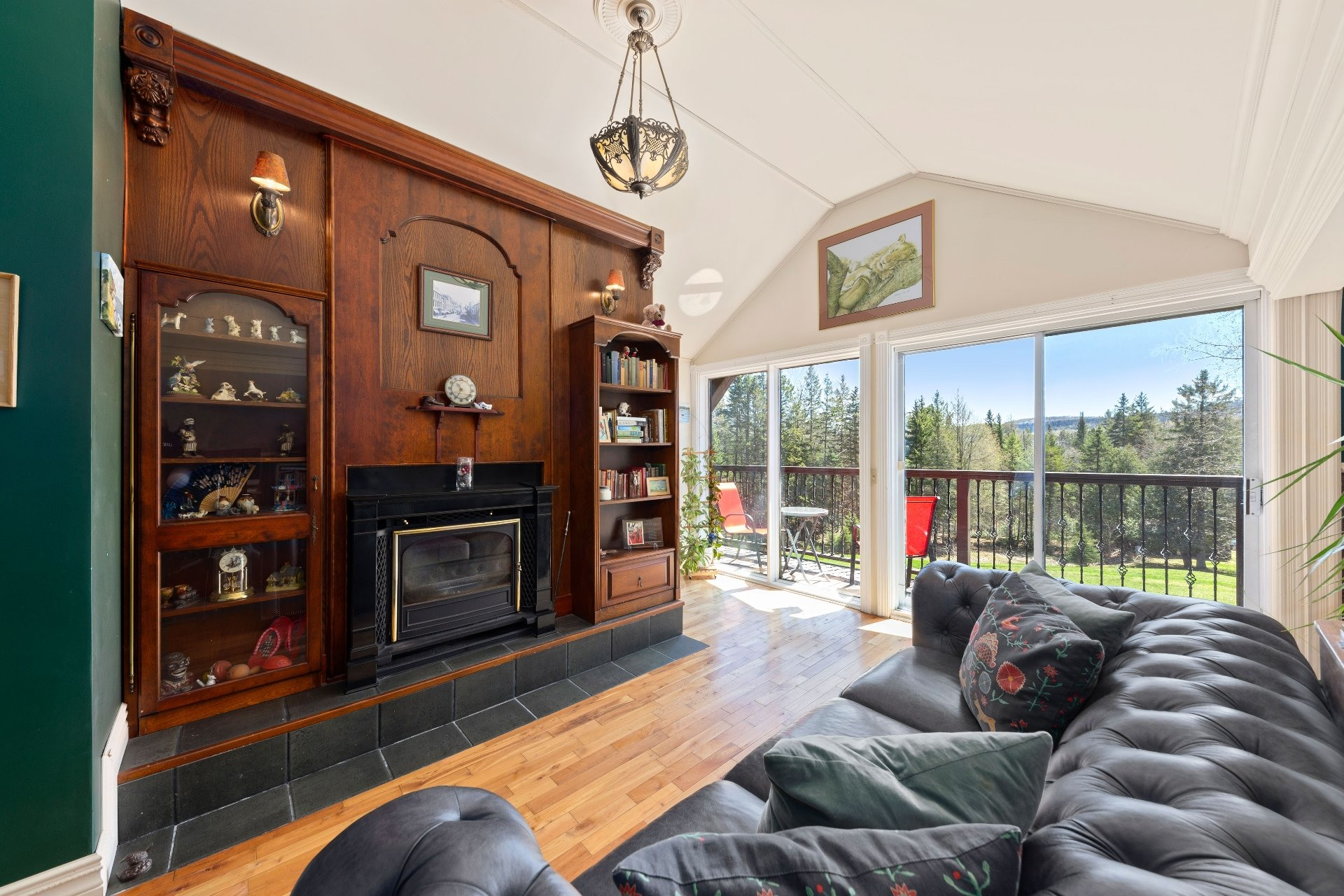 image 26 - House For sale Morin-Heights - 20 rooms