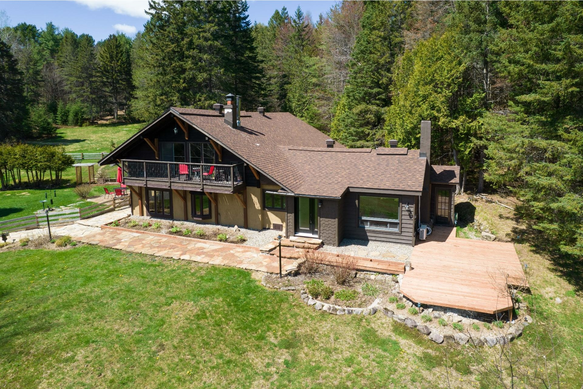 image 0 - House For sale Morin-Heights - 20 rooms