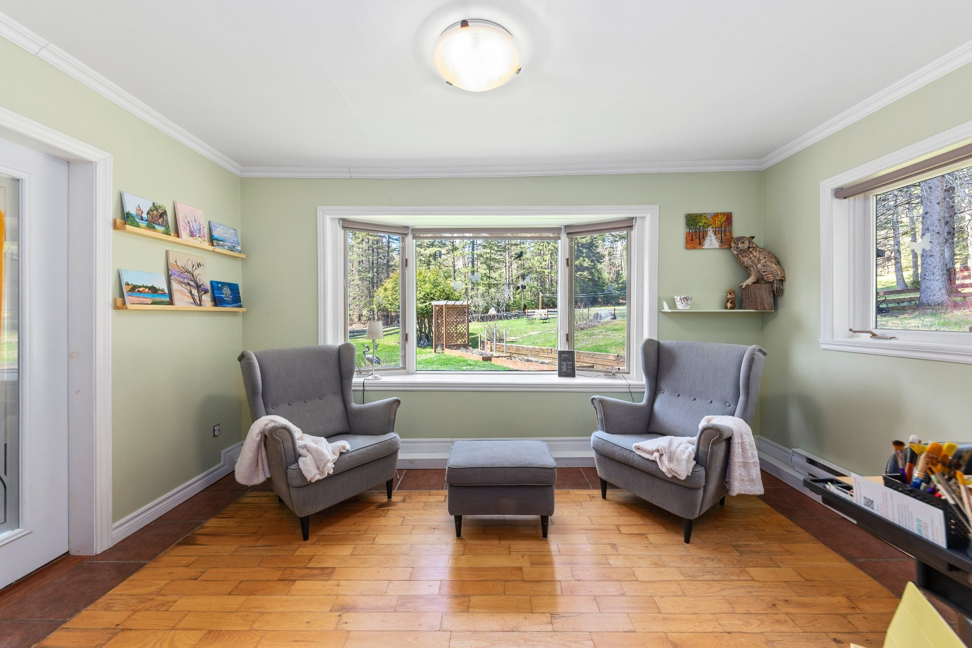 image 5 - House For sale Morin-Heights - 20 rooms