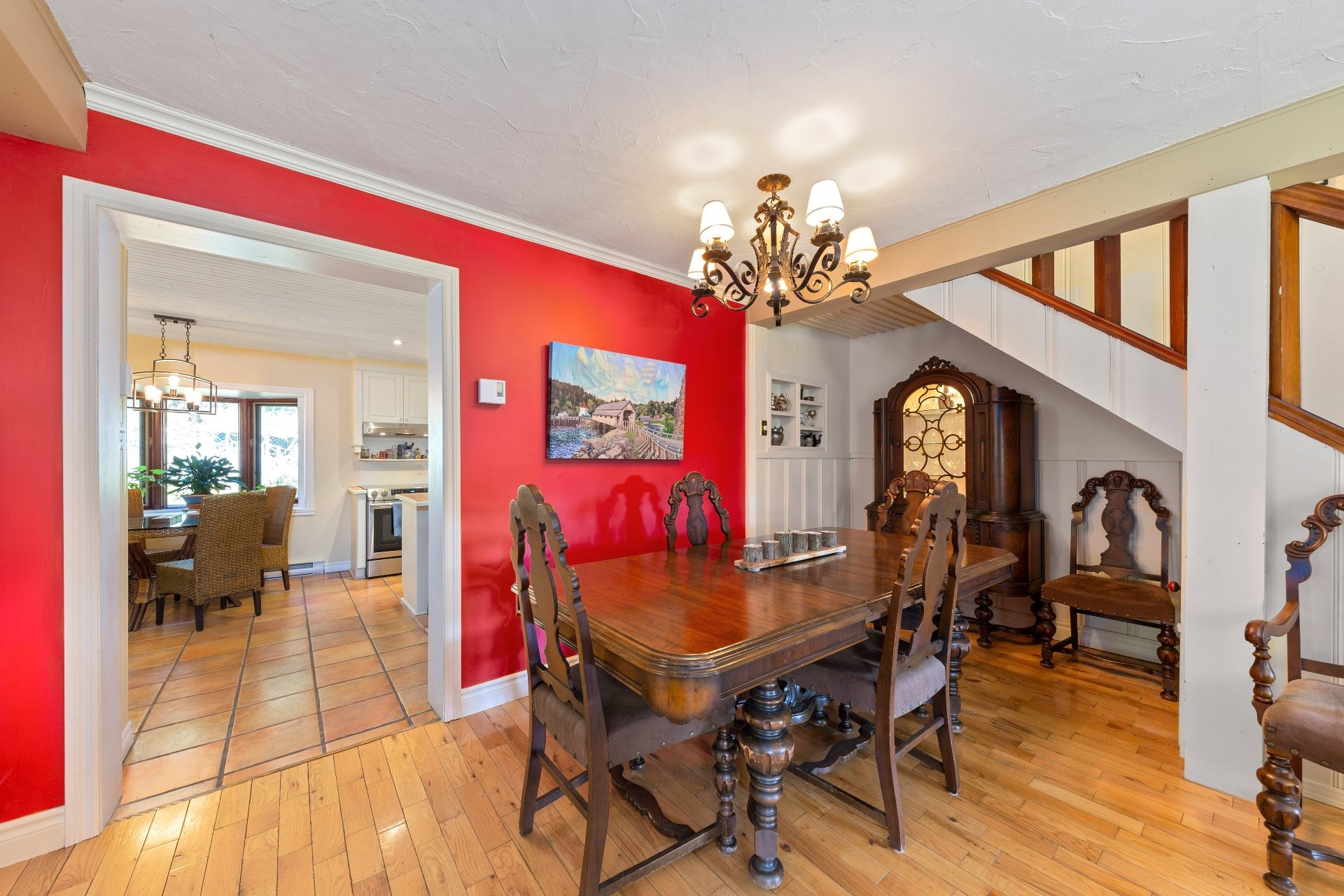 image 12 - House For sale Morin-Heights - 20 rooms