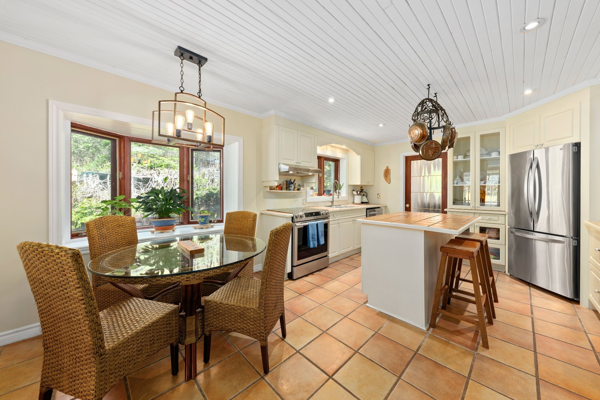 image 13 - House For sale Morin-Heights - 20 rooms