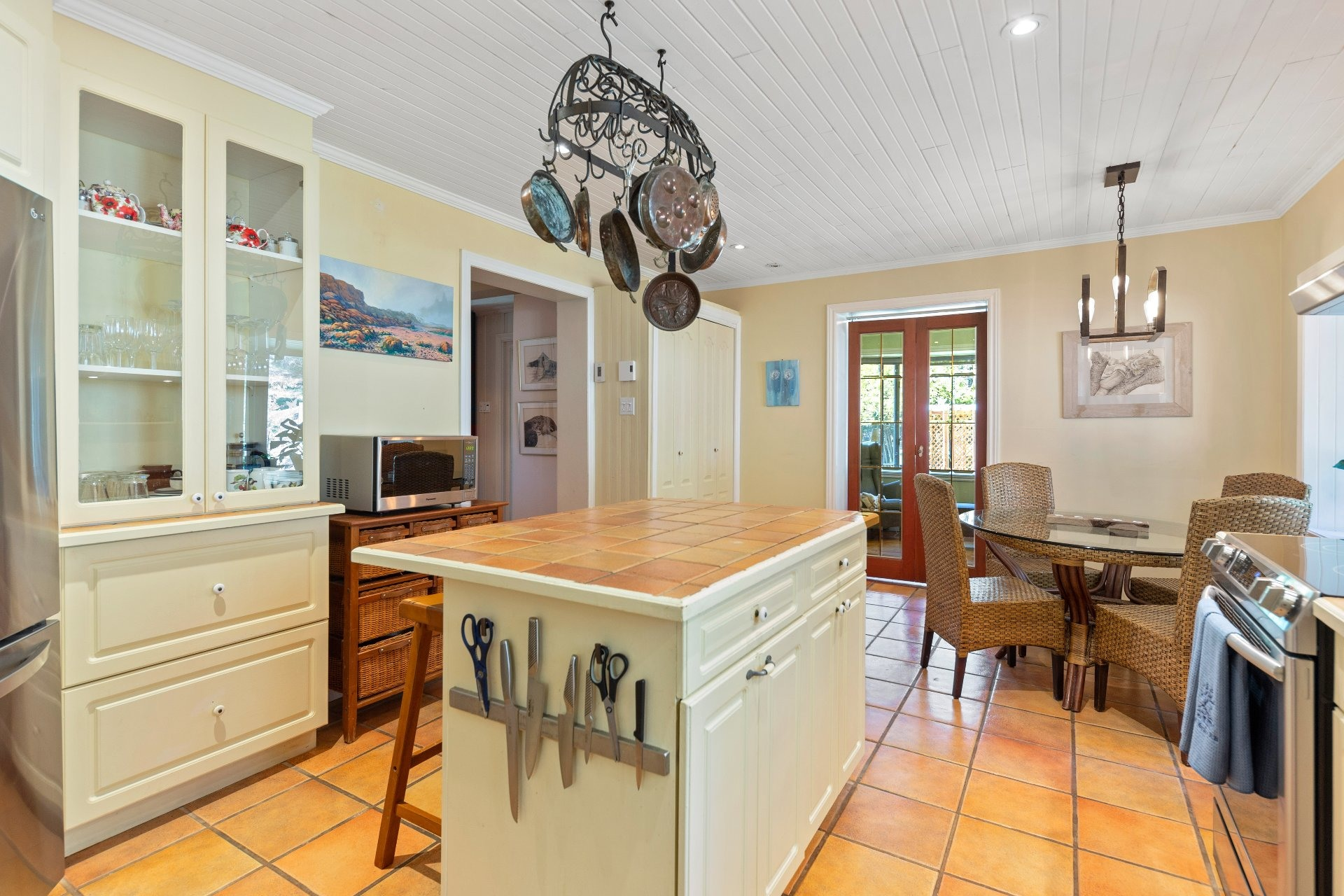 image 16 - House For sale Morin-Heights - 20 rooms