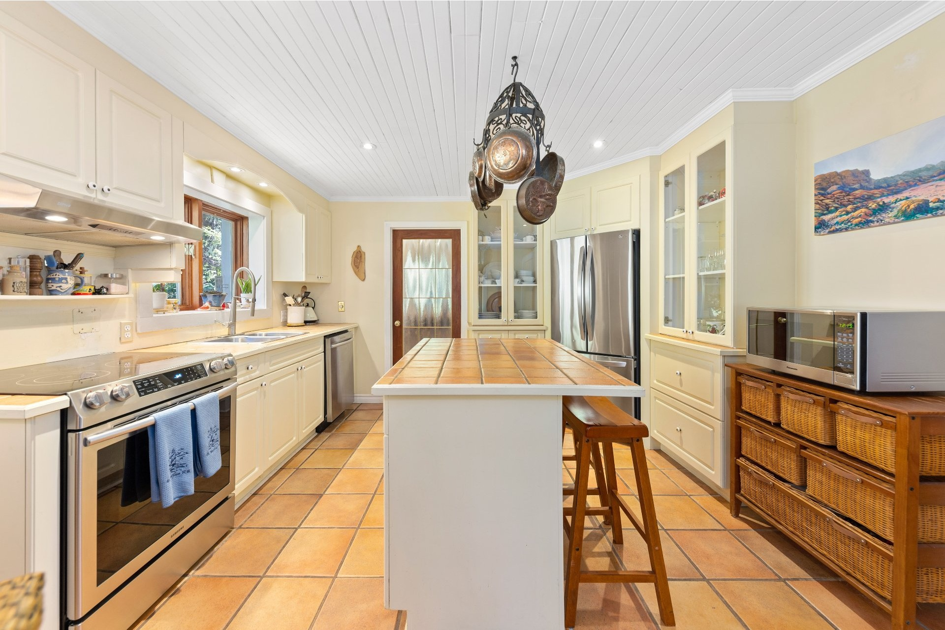 image 14 - House For sale Morin-Heights - 20 rooms