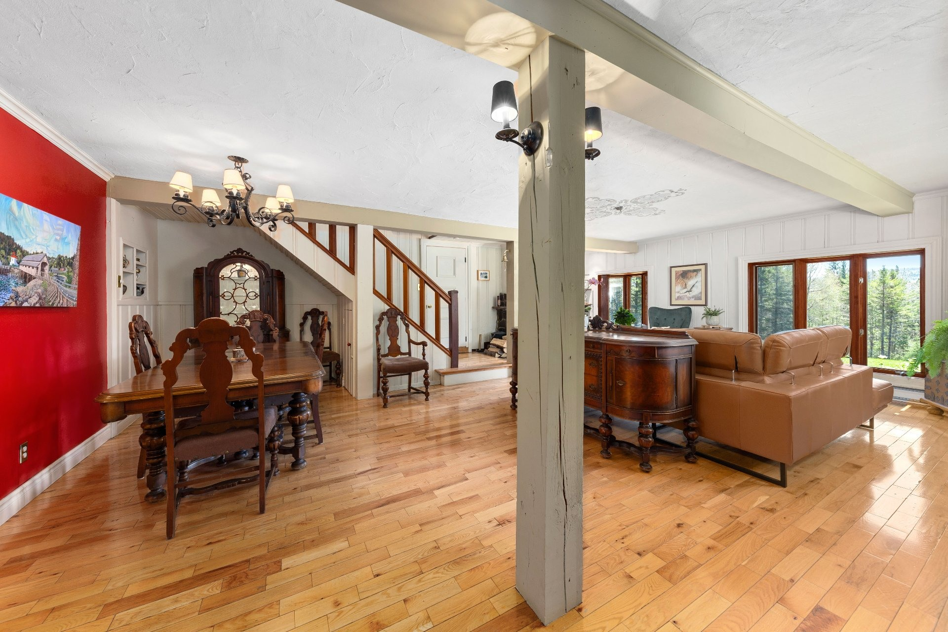 image 8 - House For sale Morin-Heights - 20 rooms