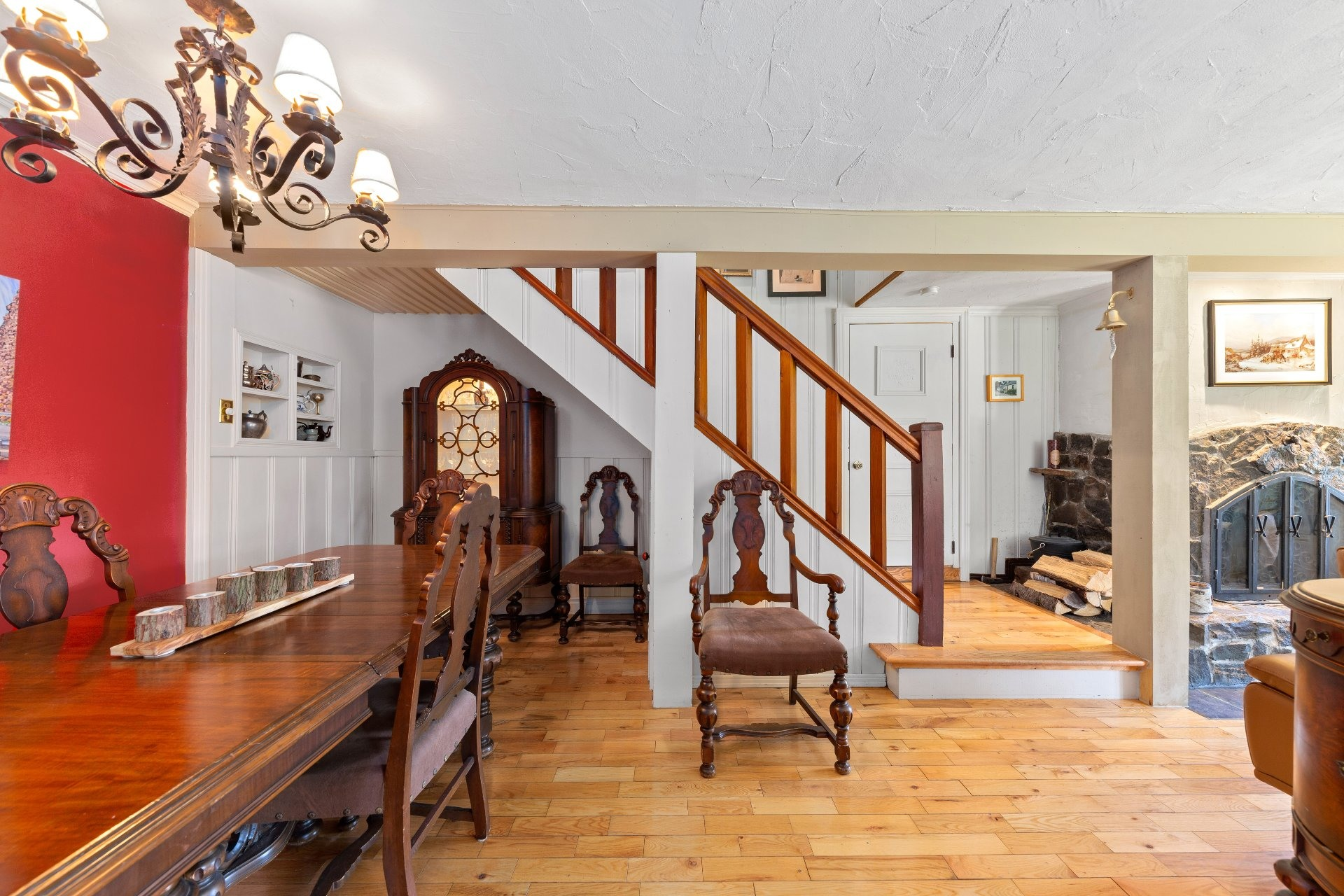 image 7 - House For sale Morin-Heights - 20 rooms