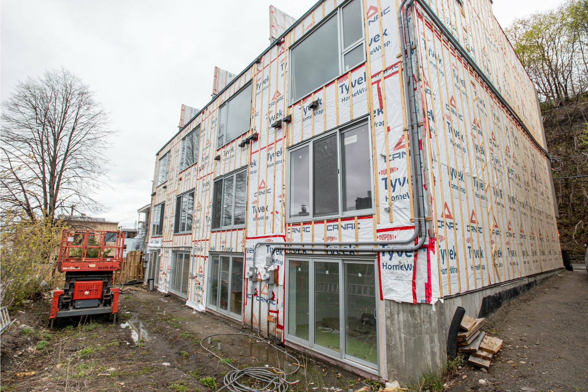 image 16 - House For sale La Cité-Limoilou Québec  - 11 rooms