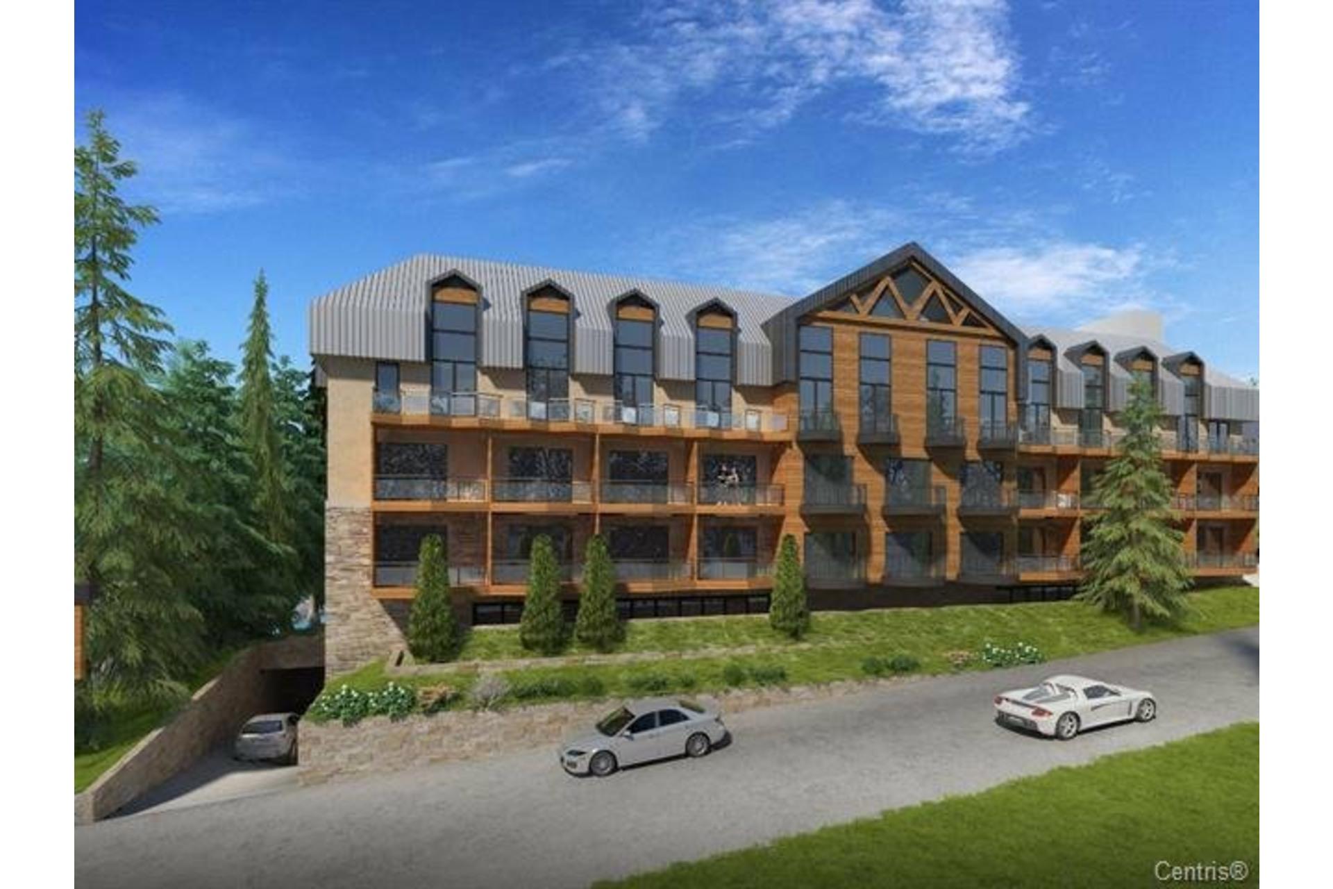 image 3 - Appartement À vendre Val-Morin - 4 pièces